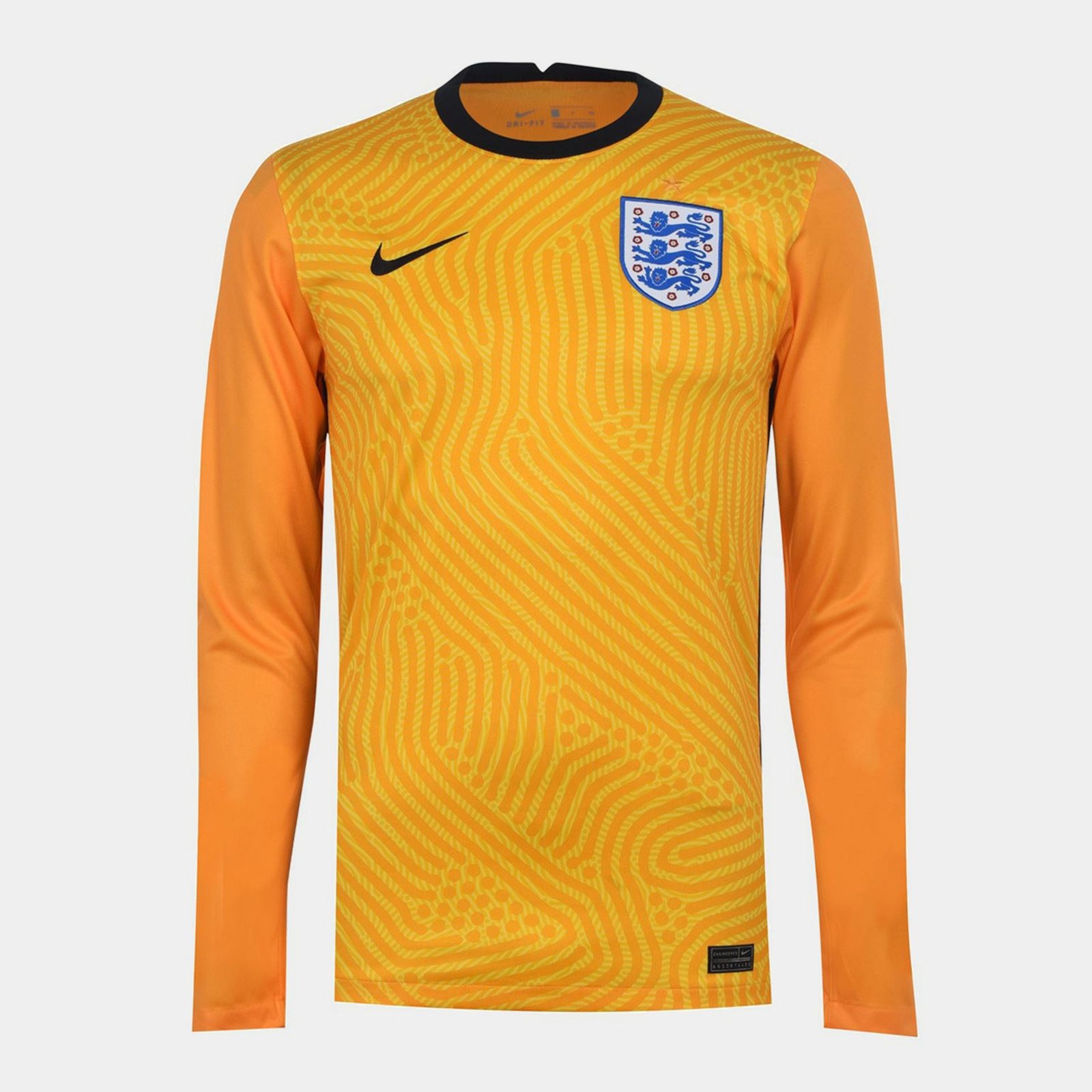 England 2020 Home Goalkeeper Football Shirt