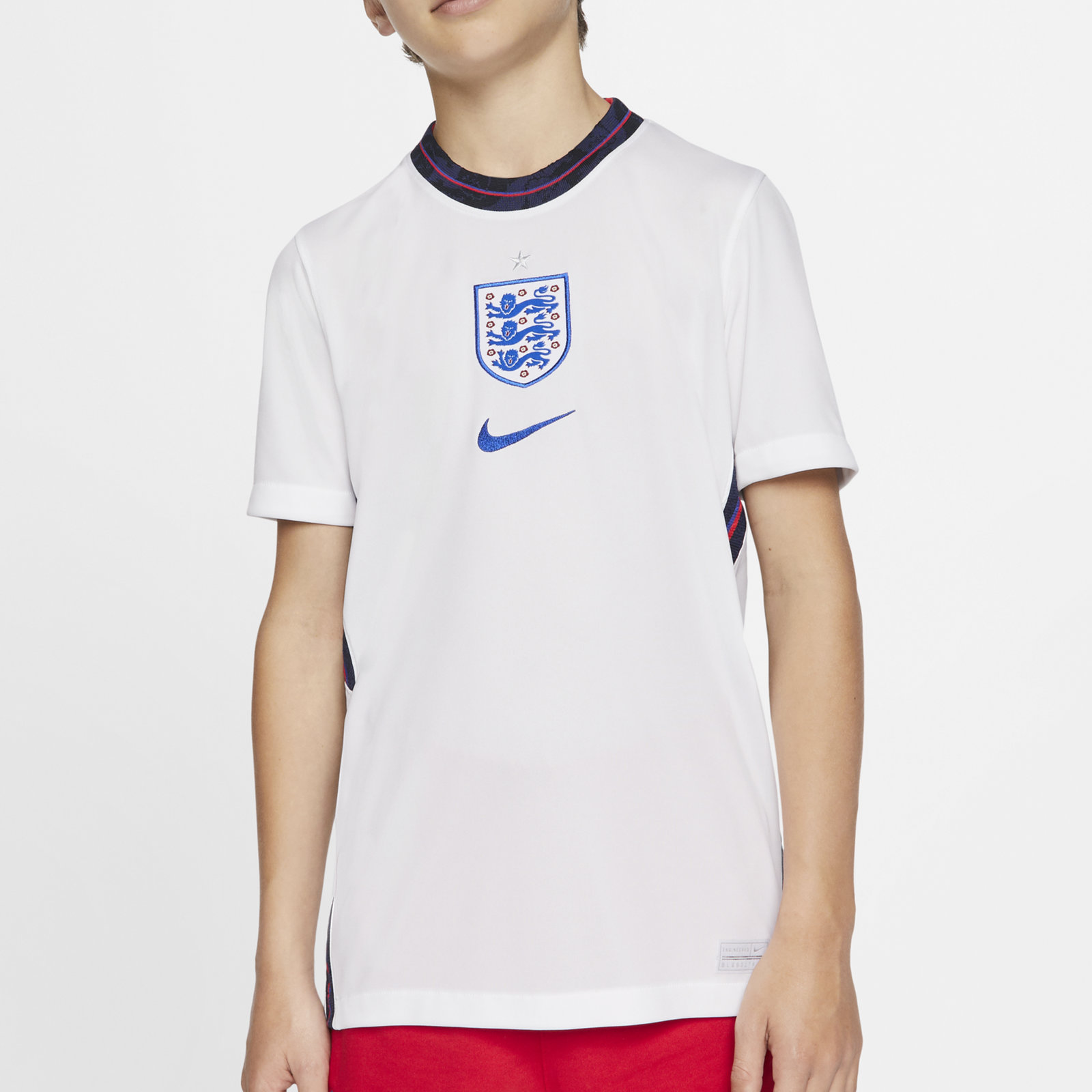 England 2020 Kids Home Football Shirt
