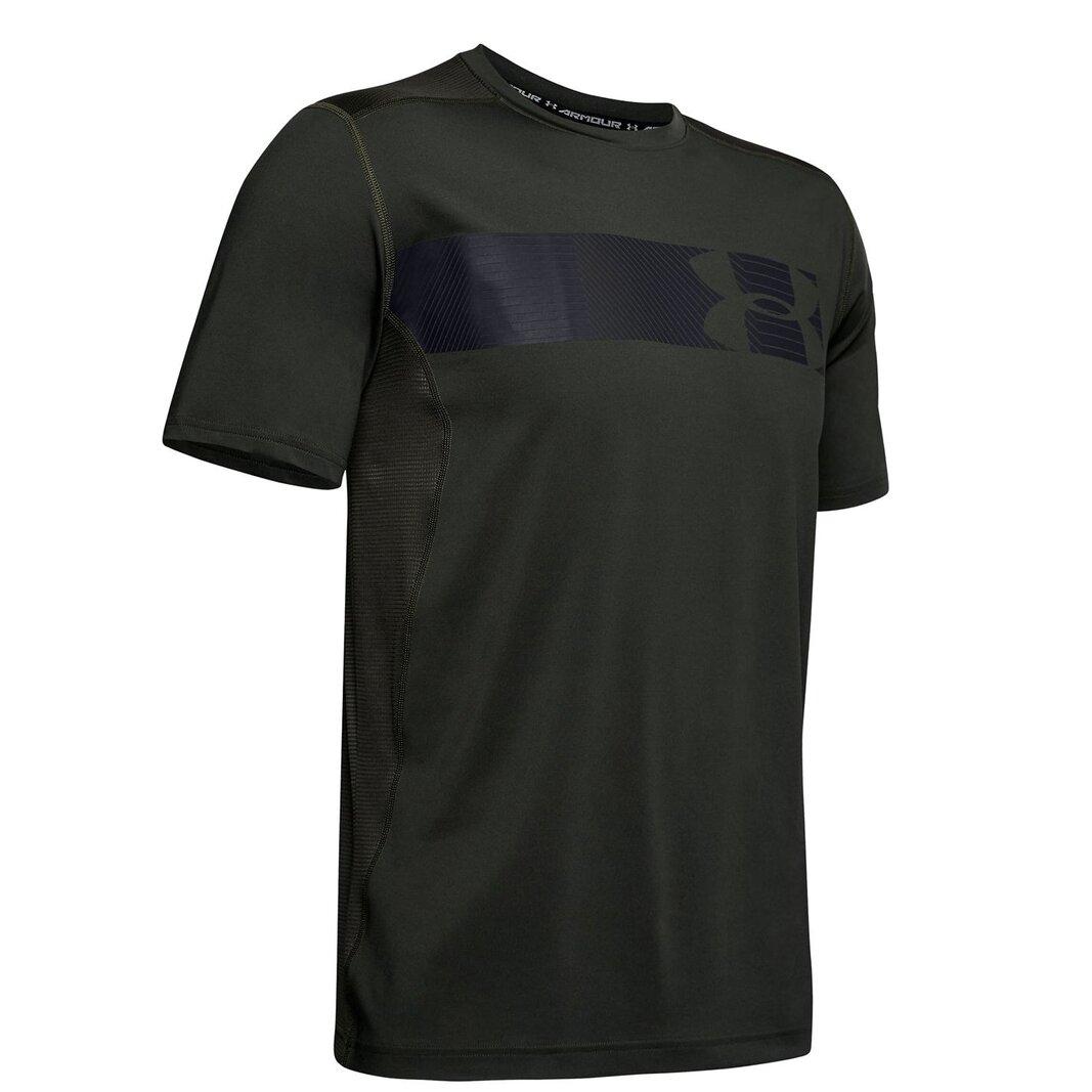 Raid Short Sleeve Graphic T Shirt Mens