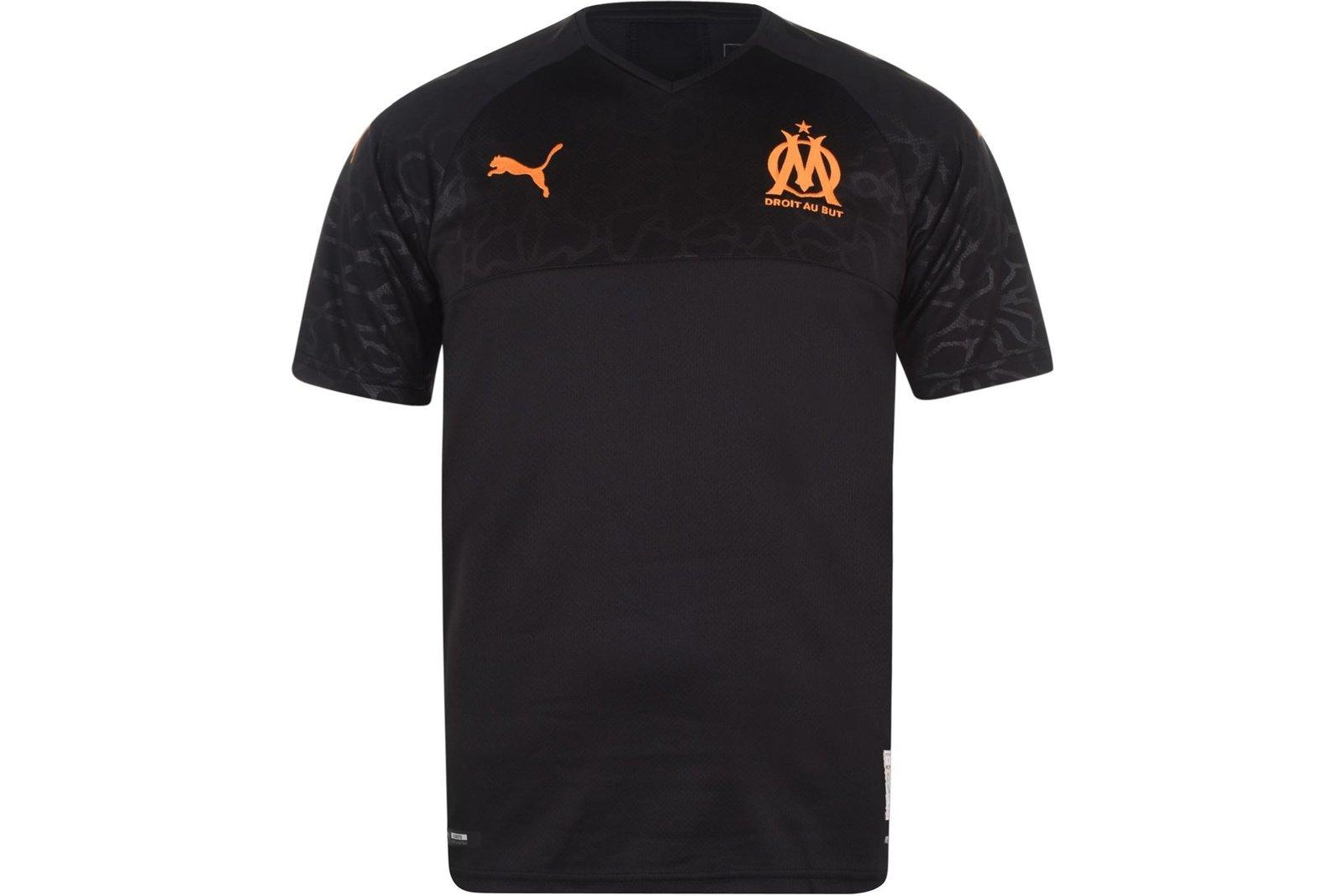 Marseille Third Shirt 19/20