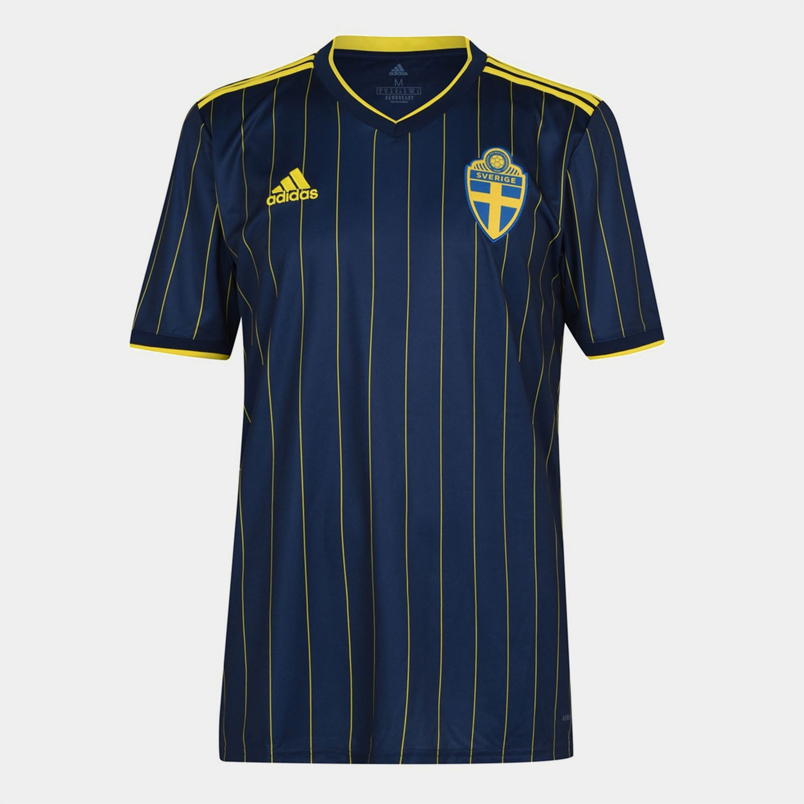 Sweden 2020 Away Football Shirt