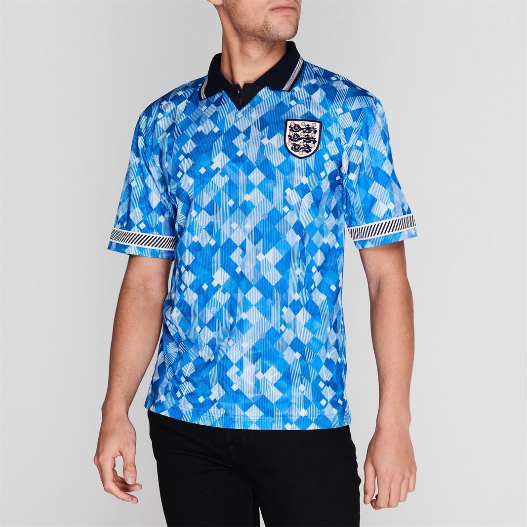 England England 1990 Third Shirt Mens