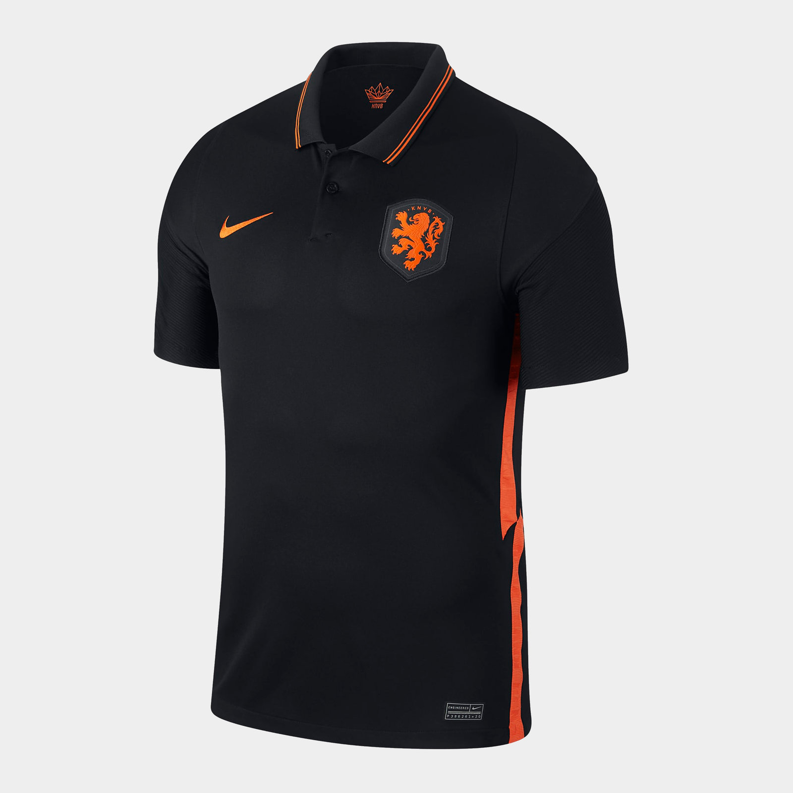 Holland 2020 Away Football Shirt