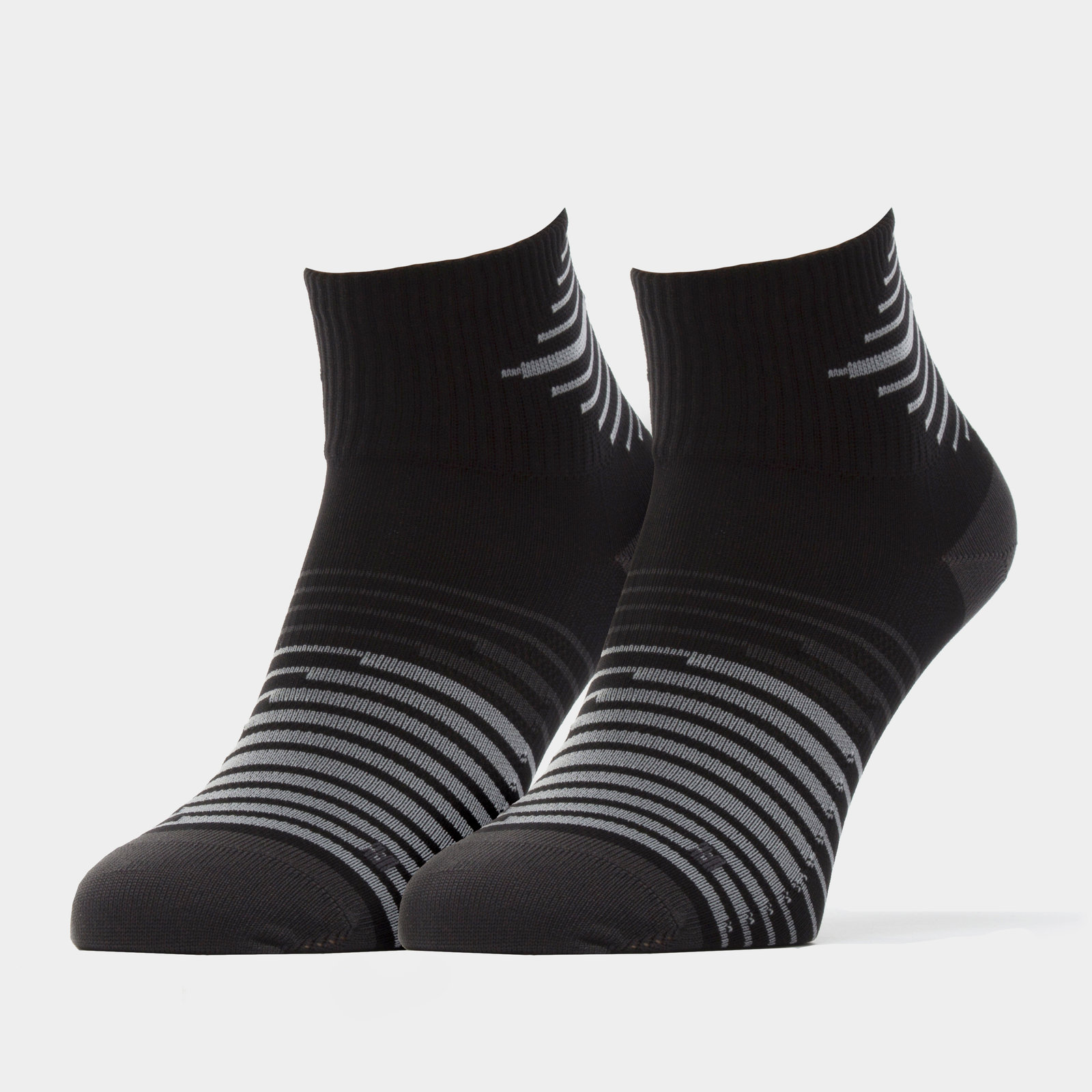 Image of 2 Pack Dri-FIT Lightweight Quarter Training Socks