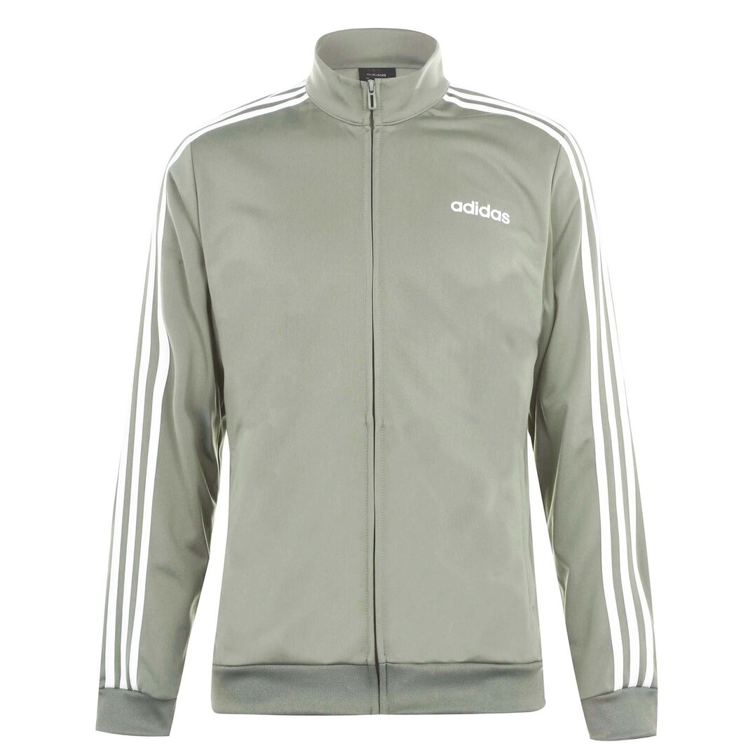 Mens 3 Stripes Tricot Track Top