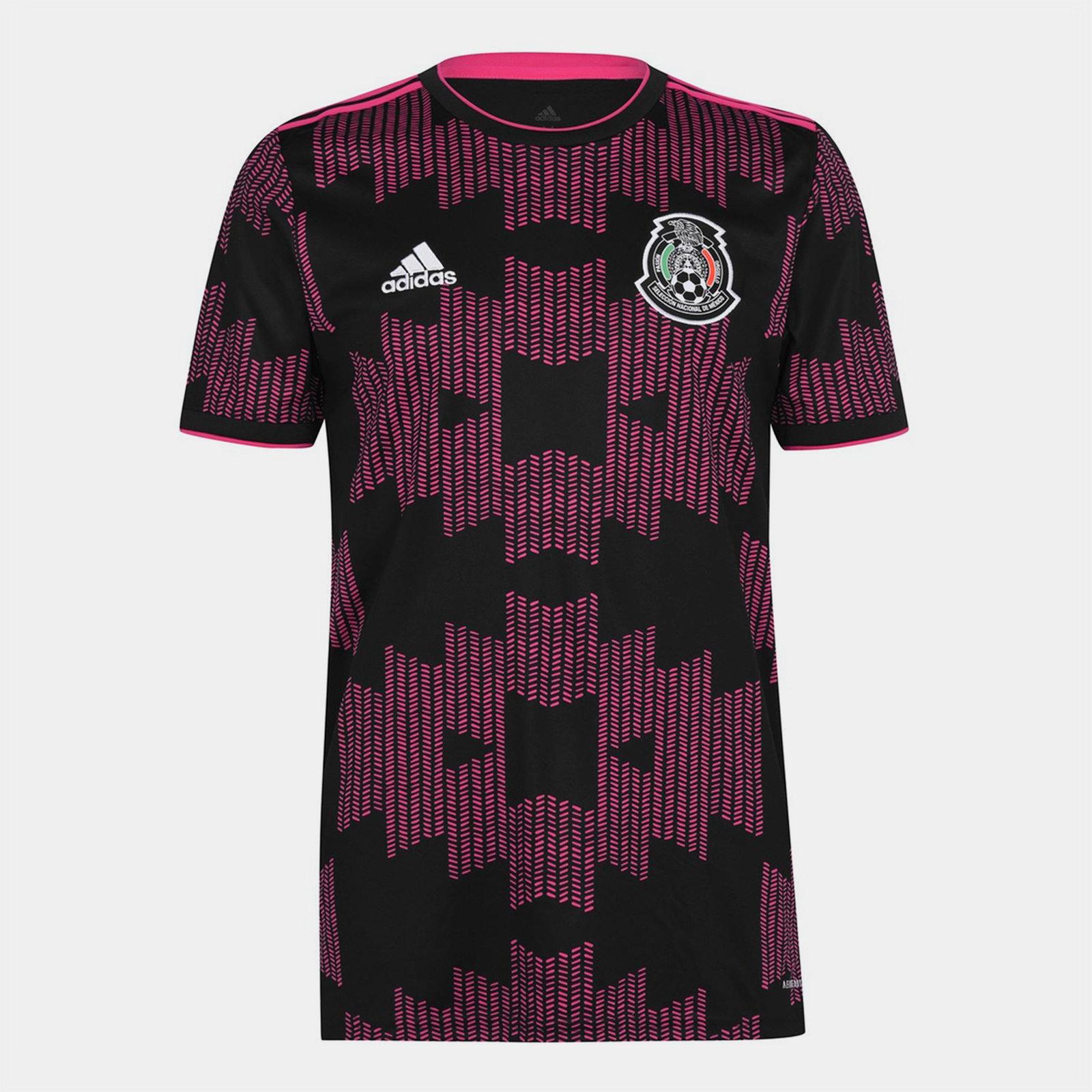 Mexico 2020 Home Football Shirt
