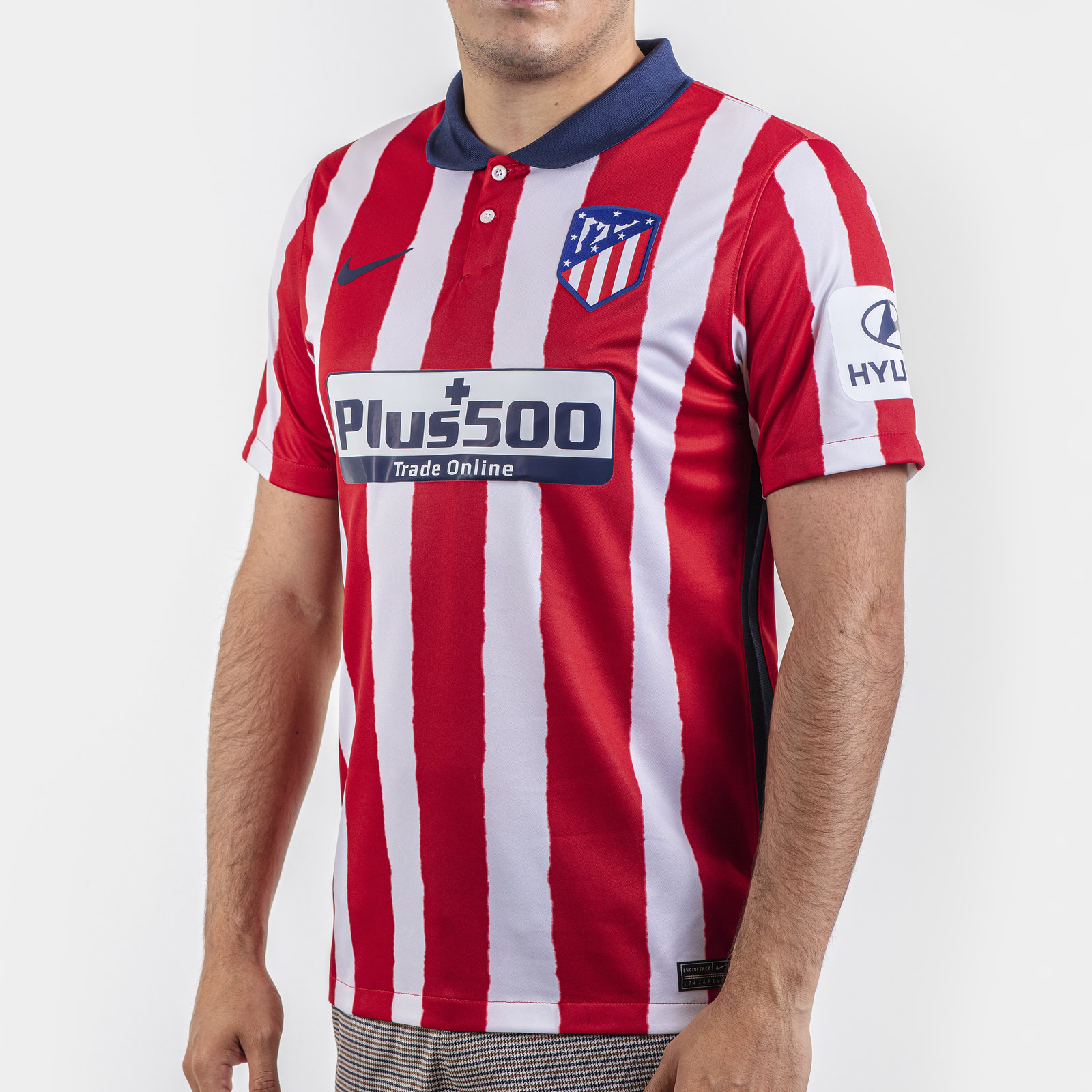 Atletico Madrid Home Shirt 20/21 Mens