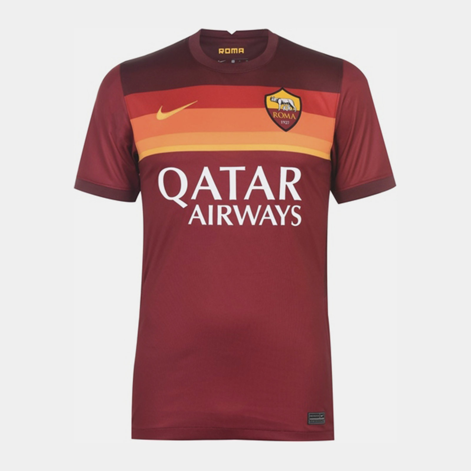 AS Roma Home Shirt 2020 2021