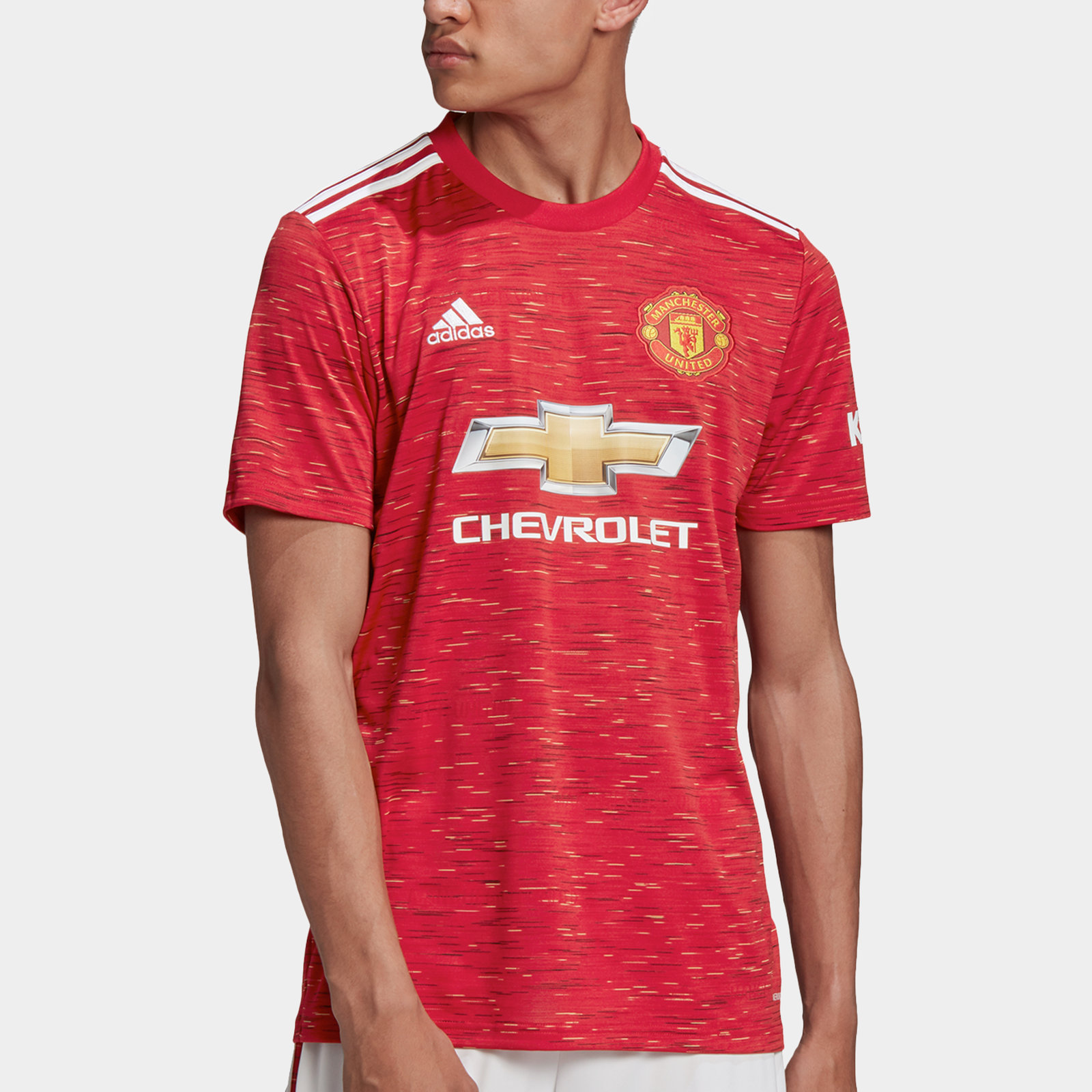 Manchester United Home Shirt 2020 2021