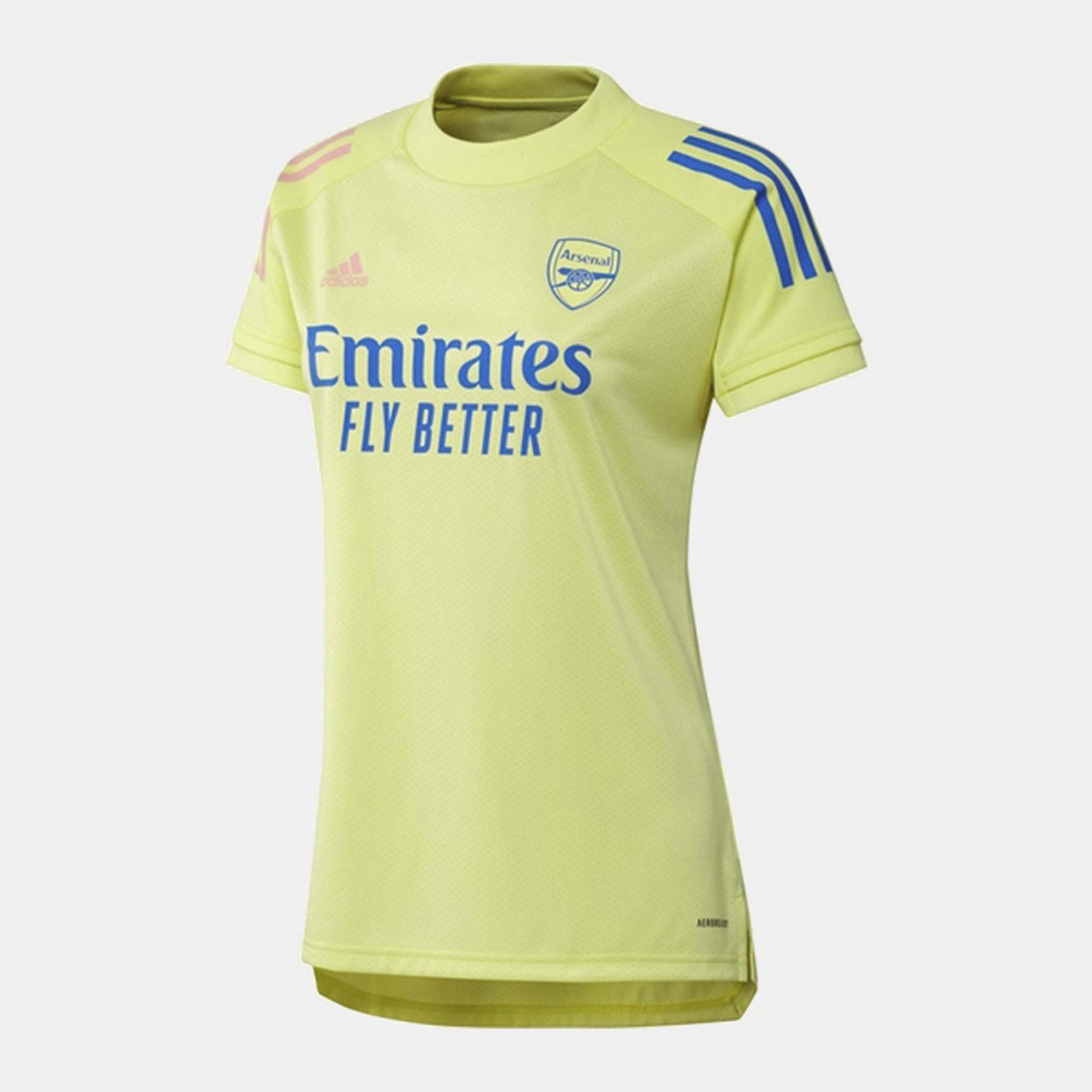 Arsenal Training Shirt 20/21 Ladies