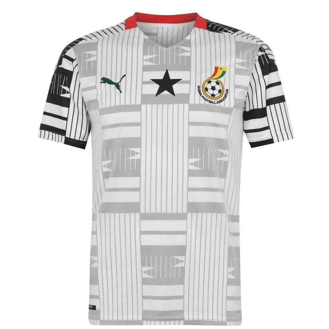 Ghana Home Shirt 2020
