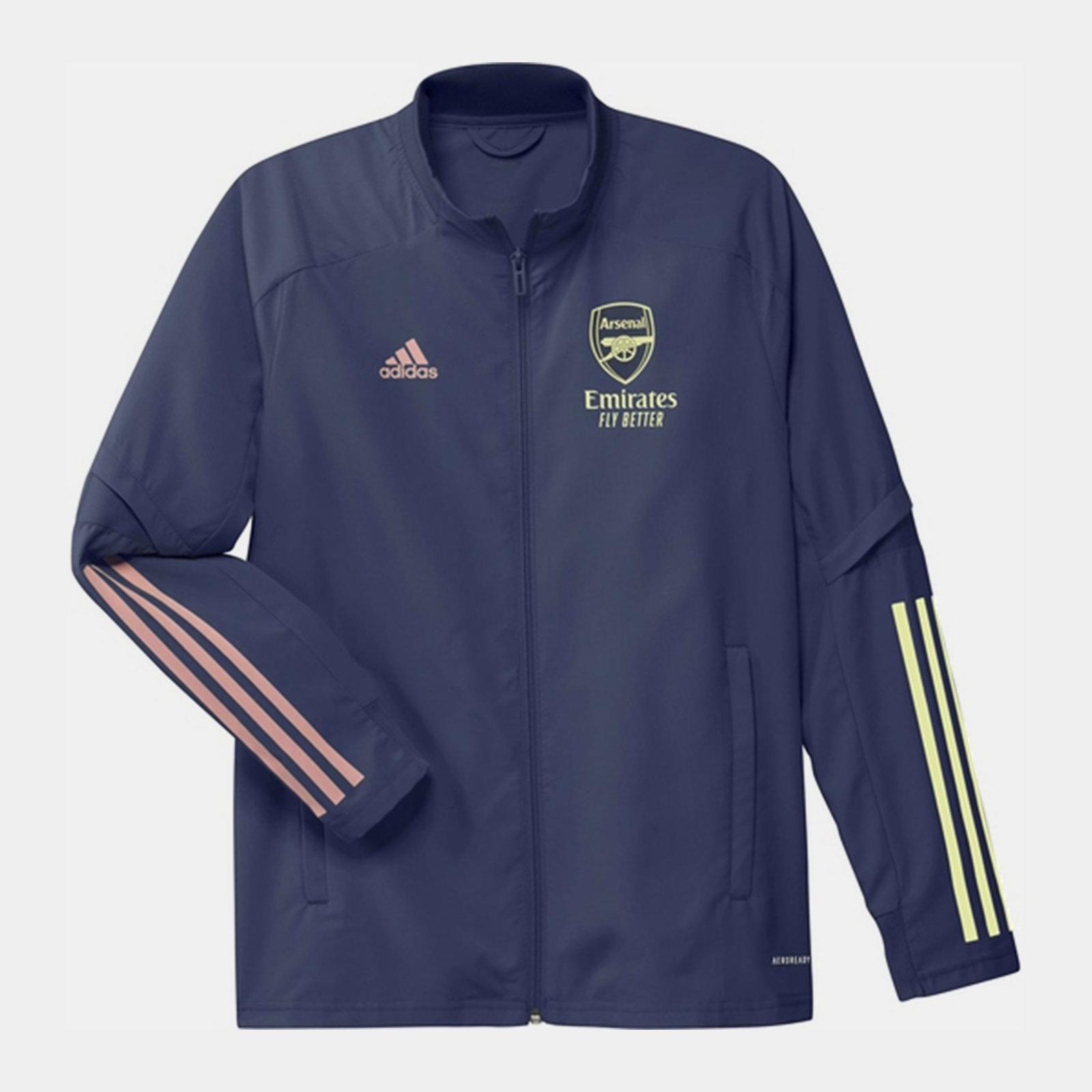 Arsenal Pre Match Jacket 20/21 Kids
