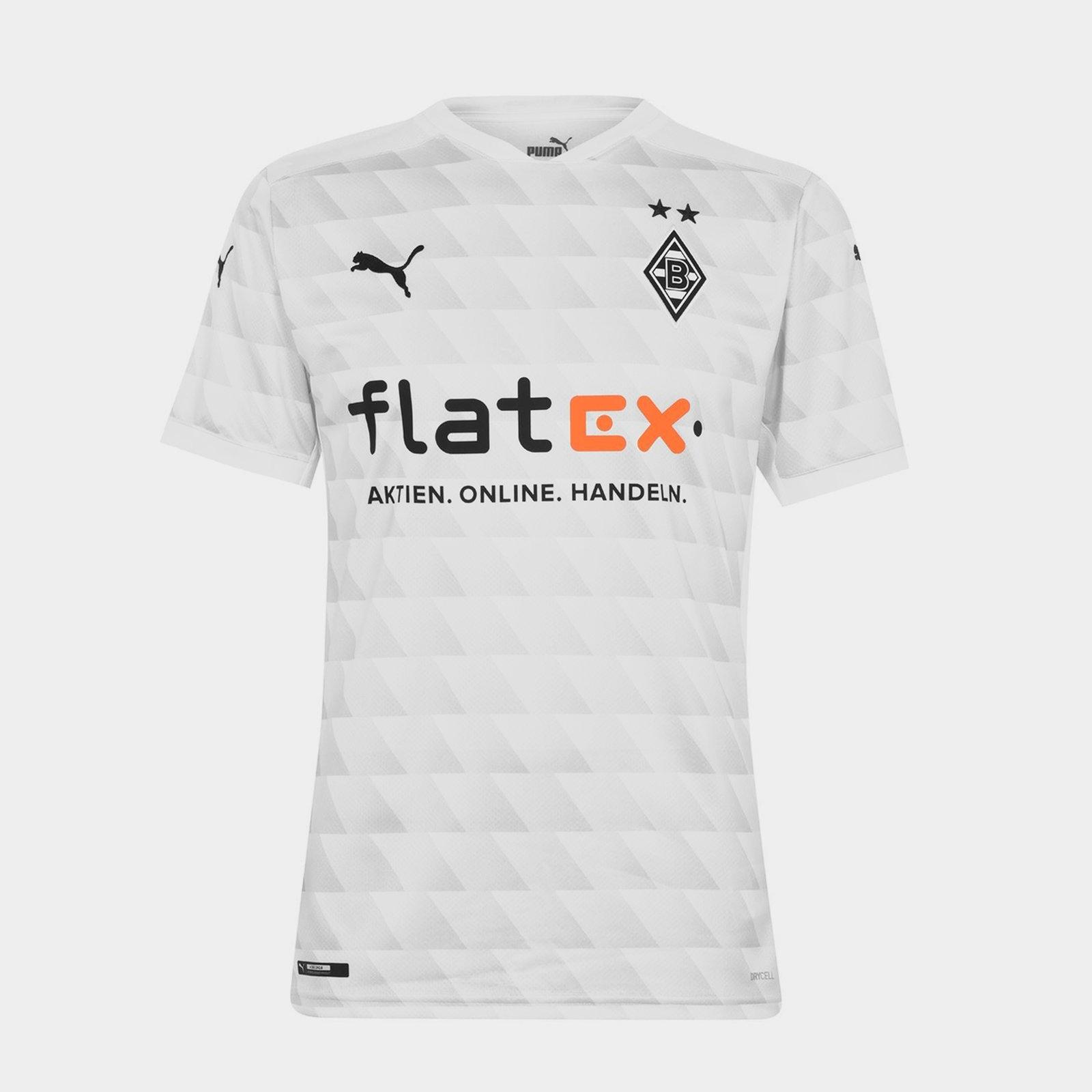 Borussia Monchengladbach Home Shirt 20/21 Mens