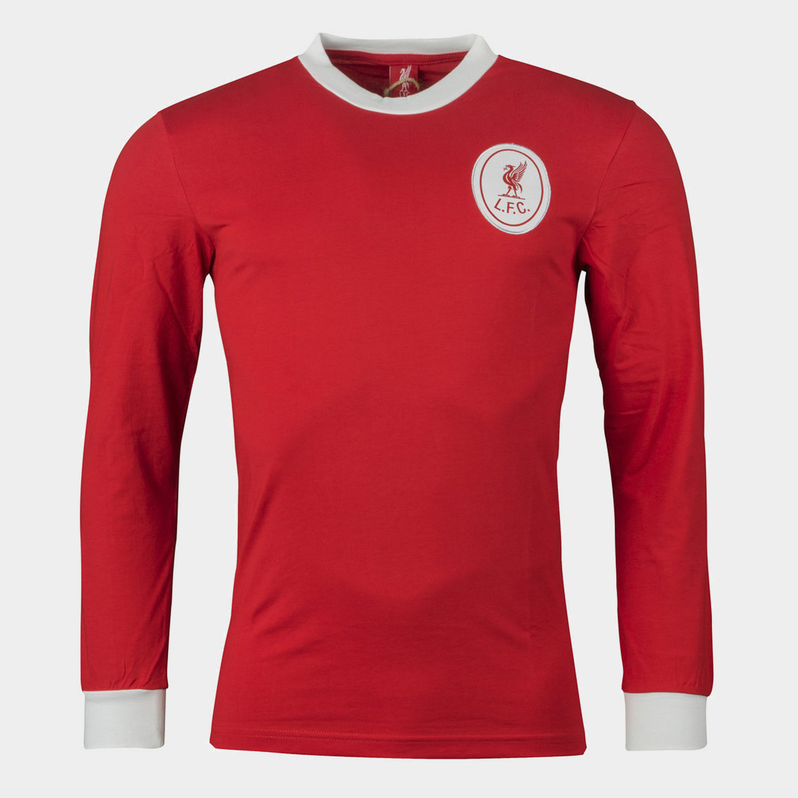 Liverpool 1964 Home long sleeve Retro Football Shirt