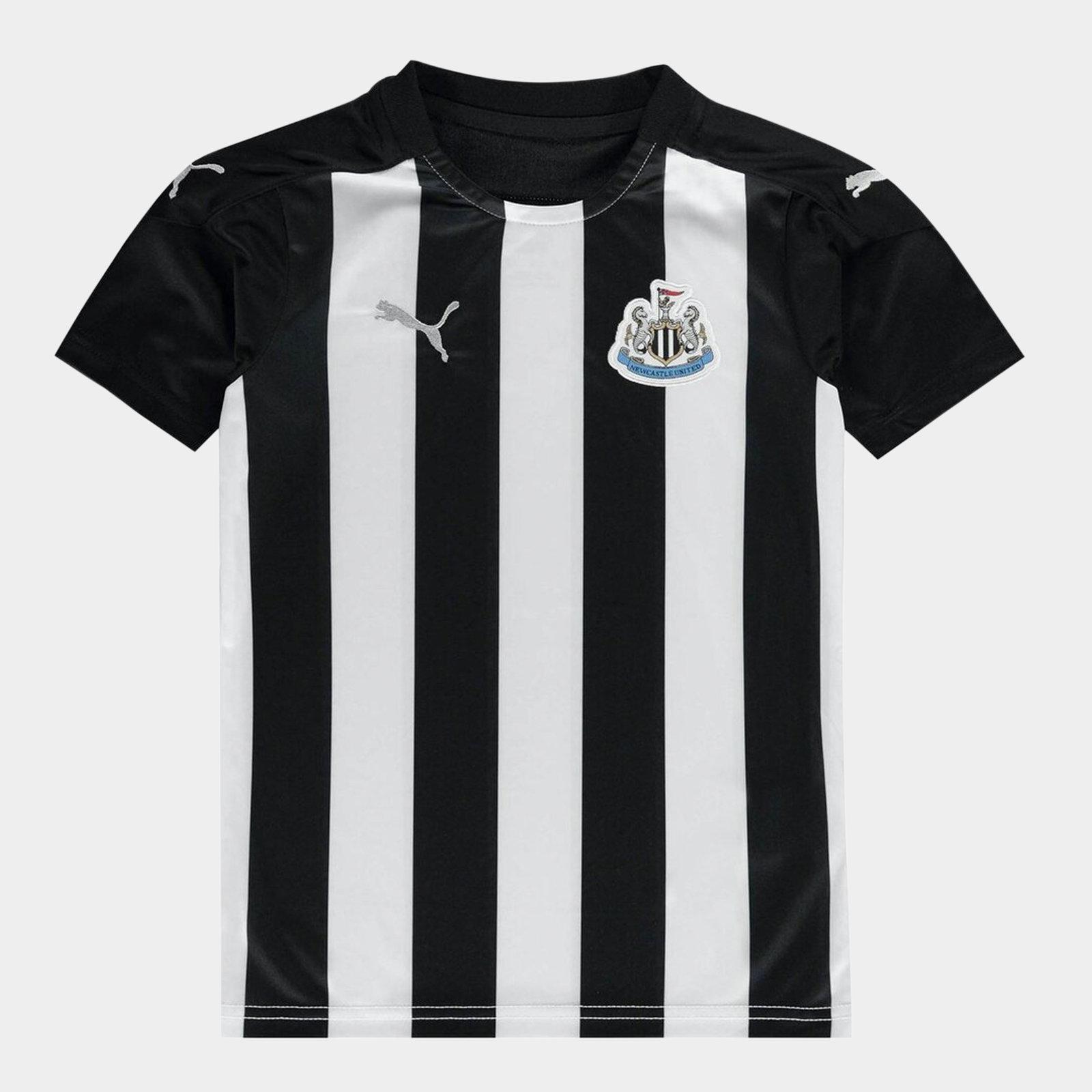 Newcastle United Home Shirt 20/21 Junior