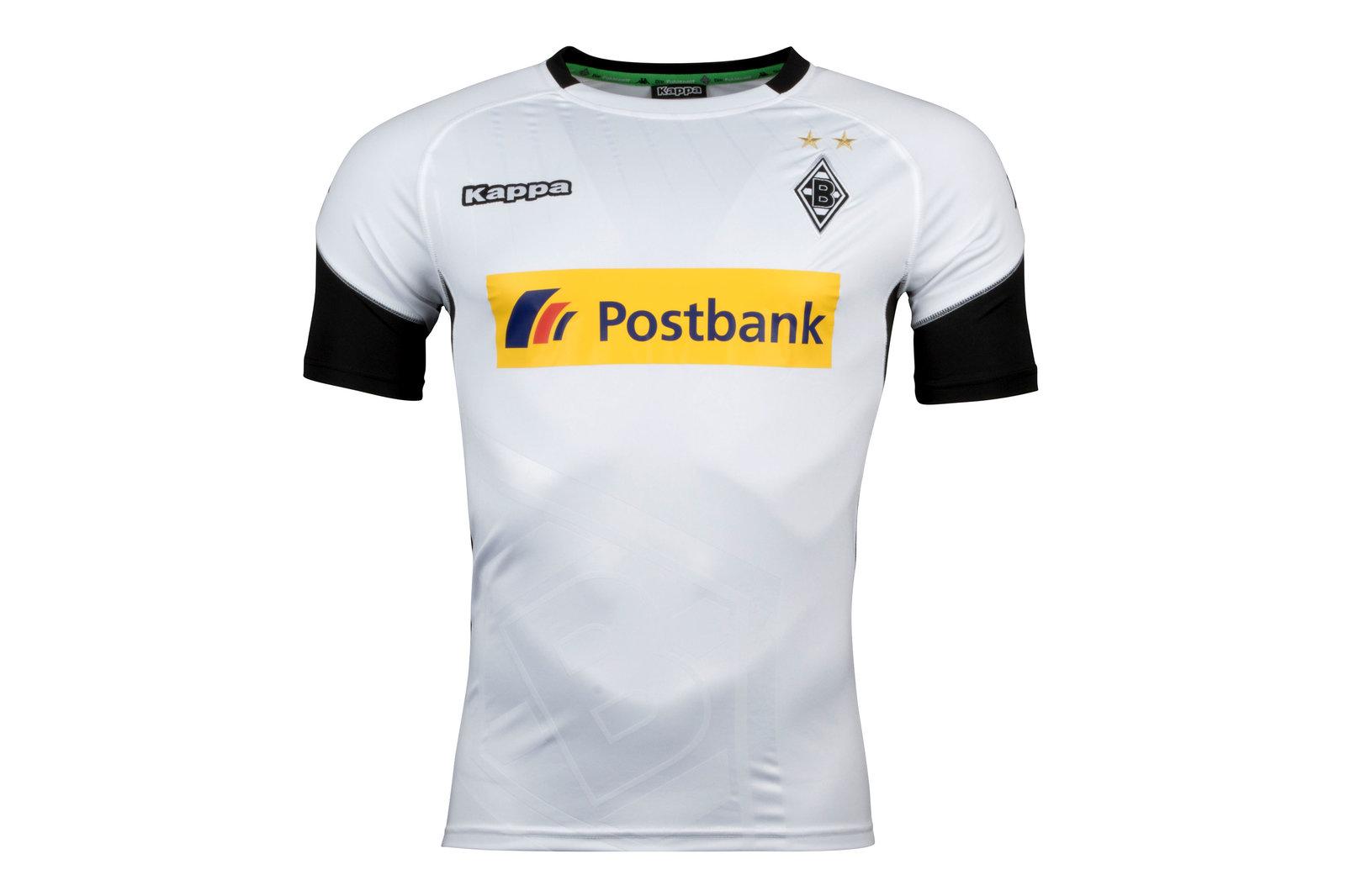 Borussia Monchengladbach 17/18 Home short sleeve Replica Football Shirt