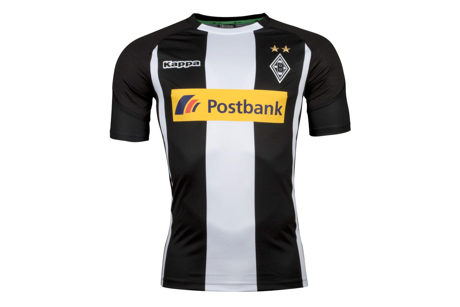 Borussia Monchengladbach 17/18 Away short sleeve Replica Football Shirt