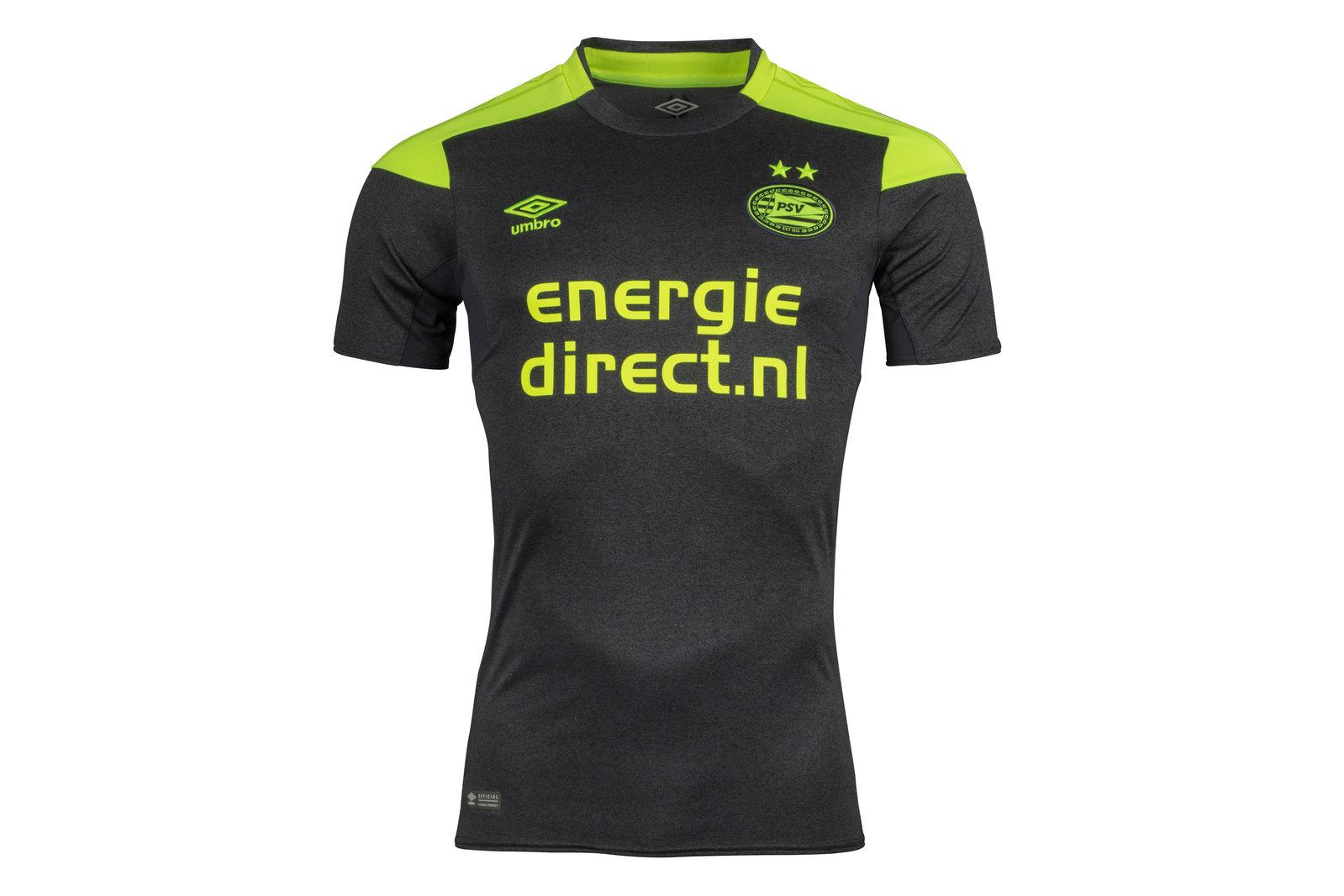 PSV Eindhoven 17/18 Away short sleeve Replica Football Shirt