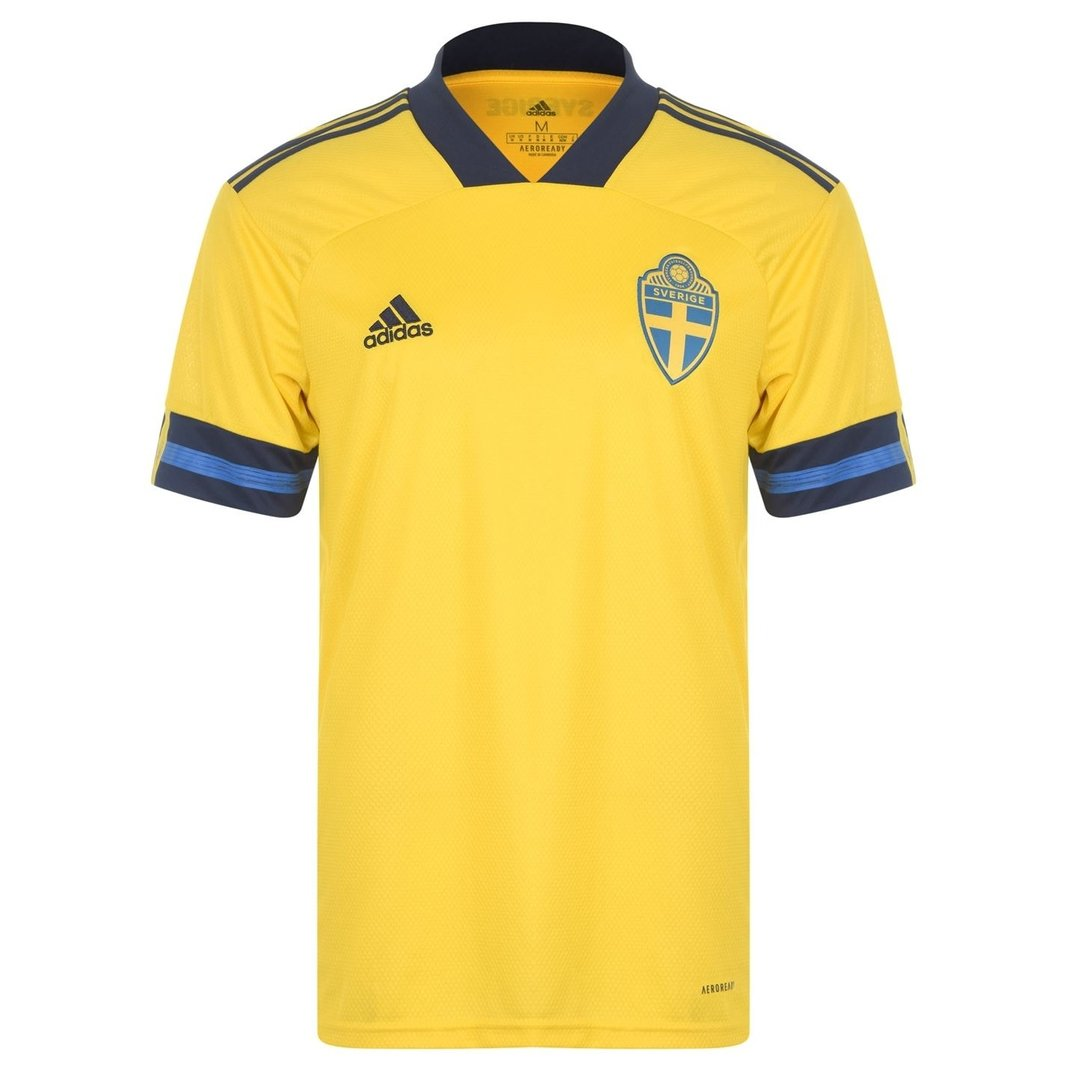 Sweden Home Shirt 2020