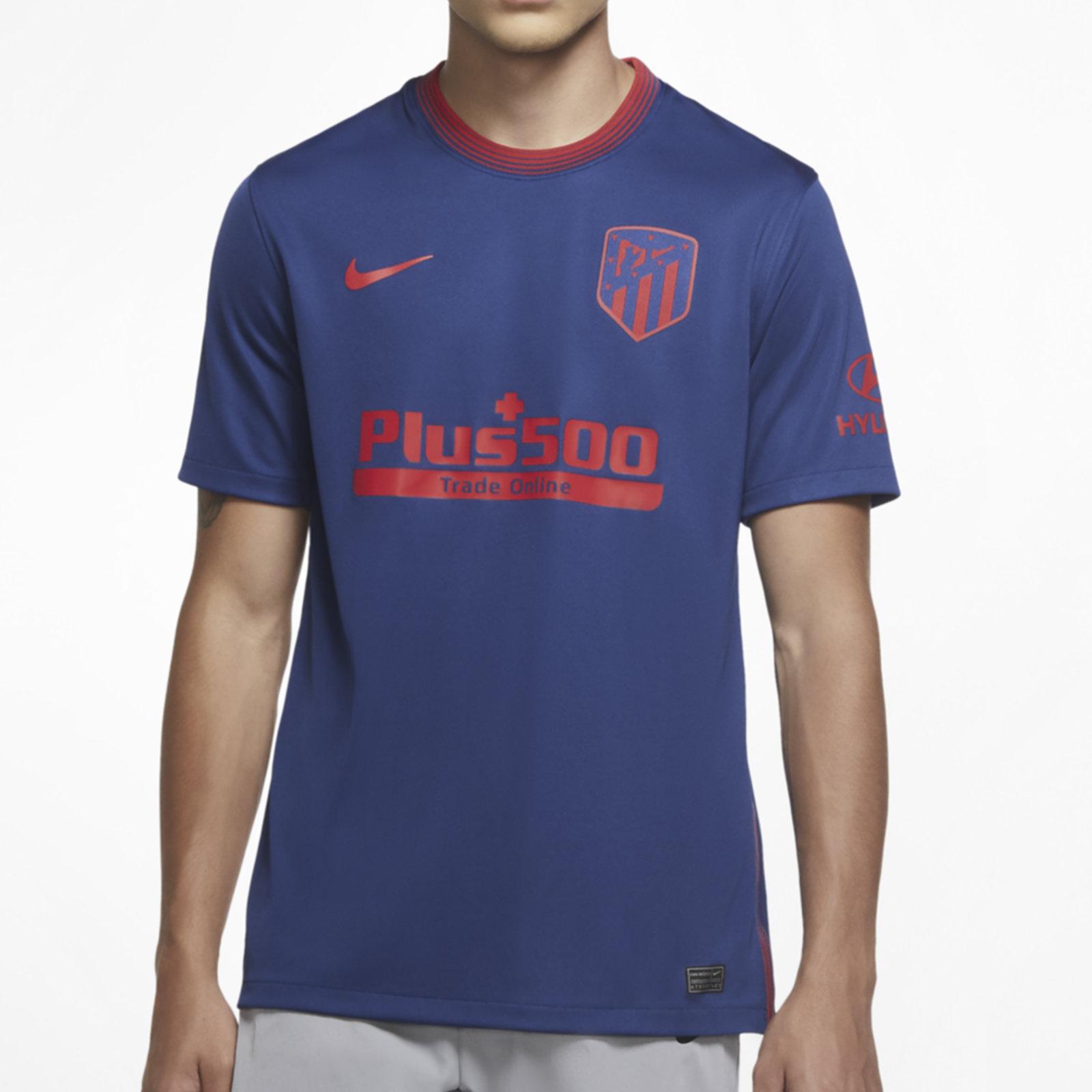 Atletico Madrid Away Shirt 20/21 Mens