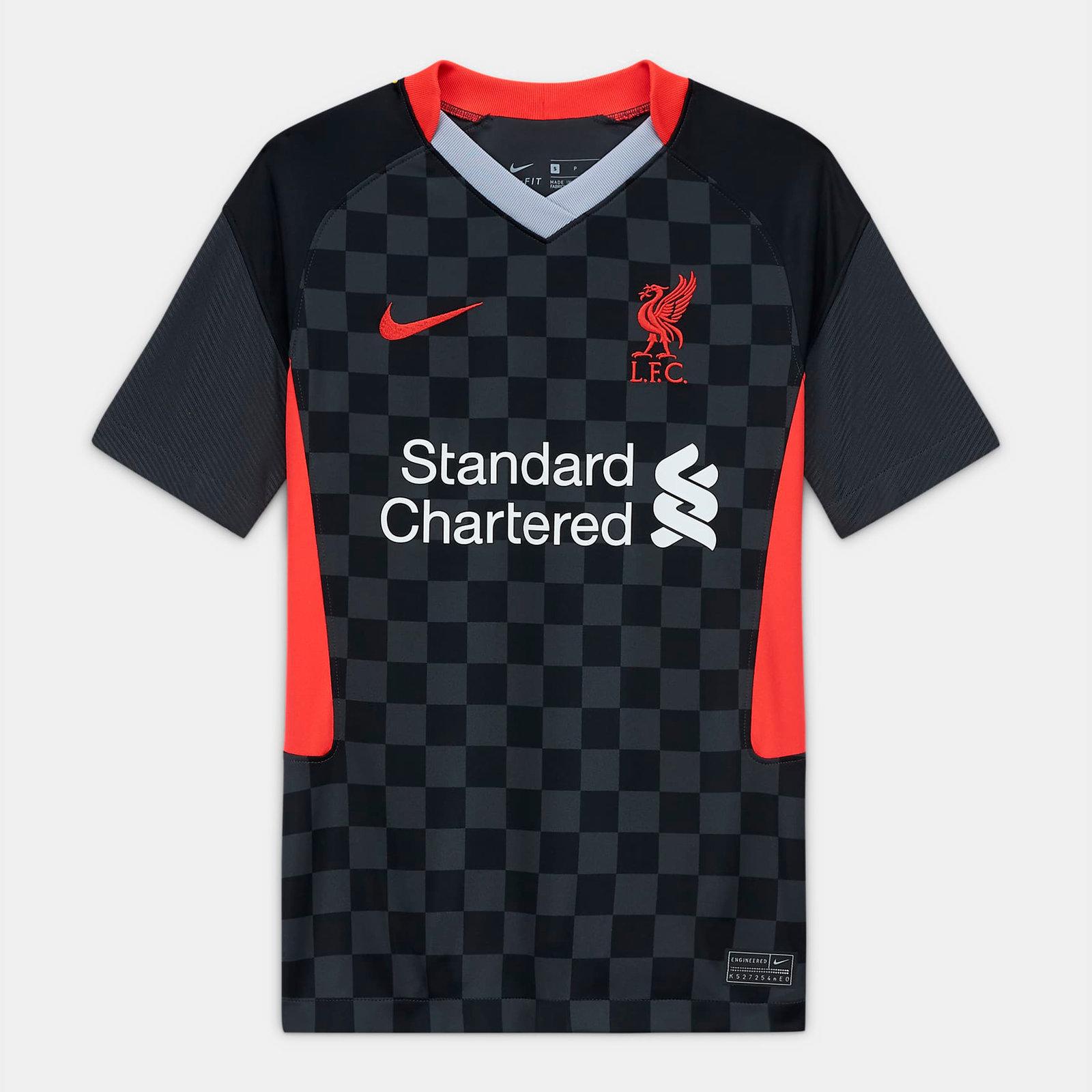 Liverpool Third Shirt 20/21 Kids