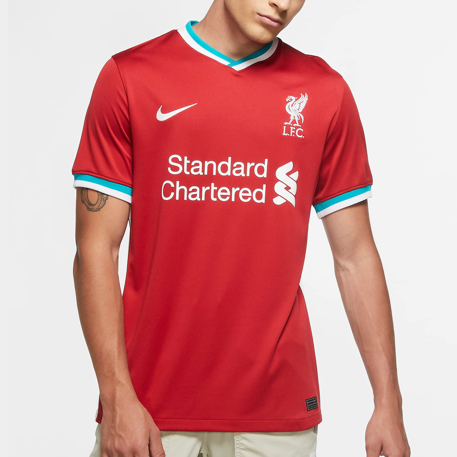 Liverpool Home Shirt 2020 2021