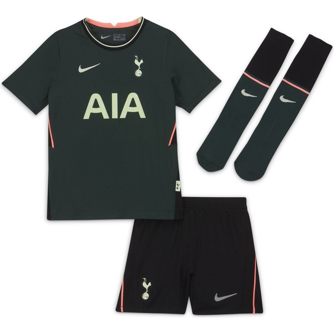 Tottenham Hotspur Away Mini Kit 20/21
