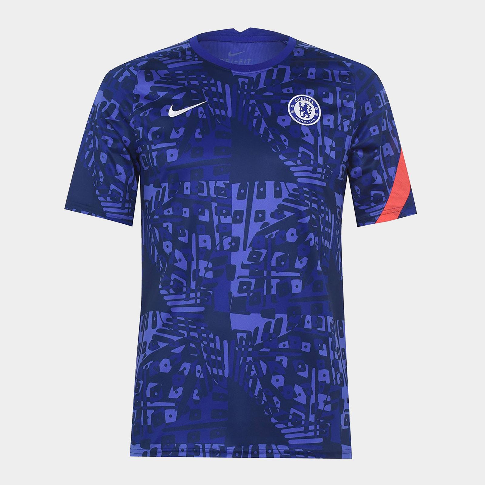 Chelsea pre match shirt