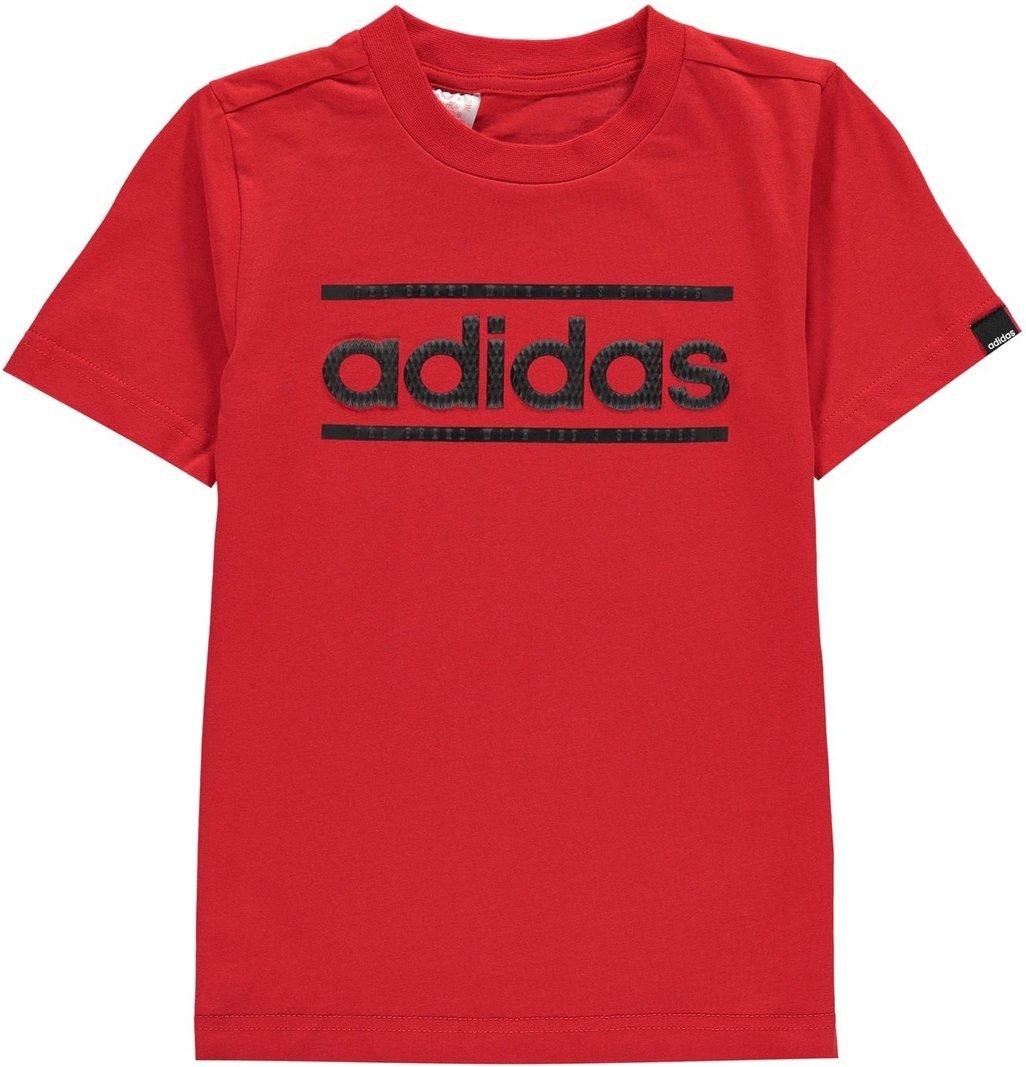 Classic Logo T Shirt Junior Boys