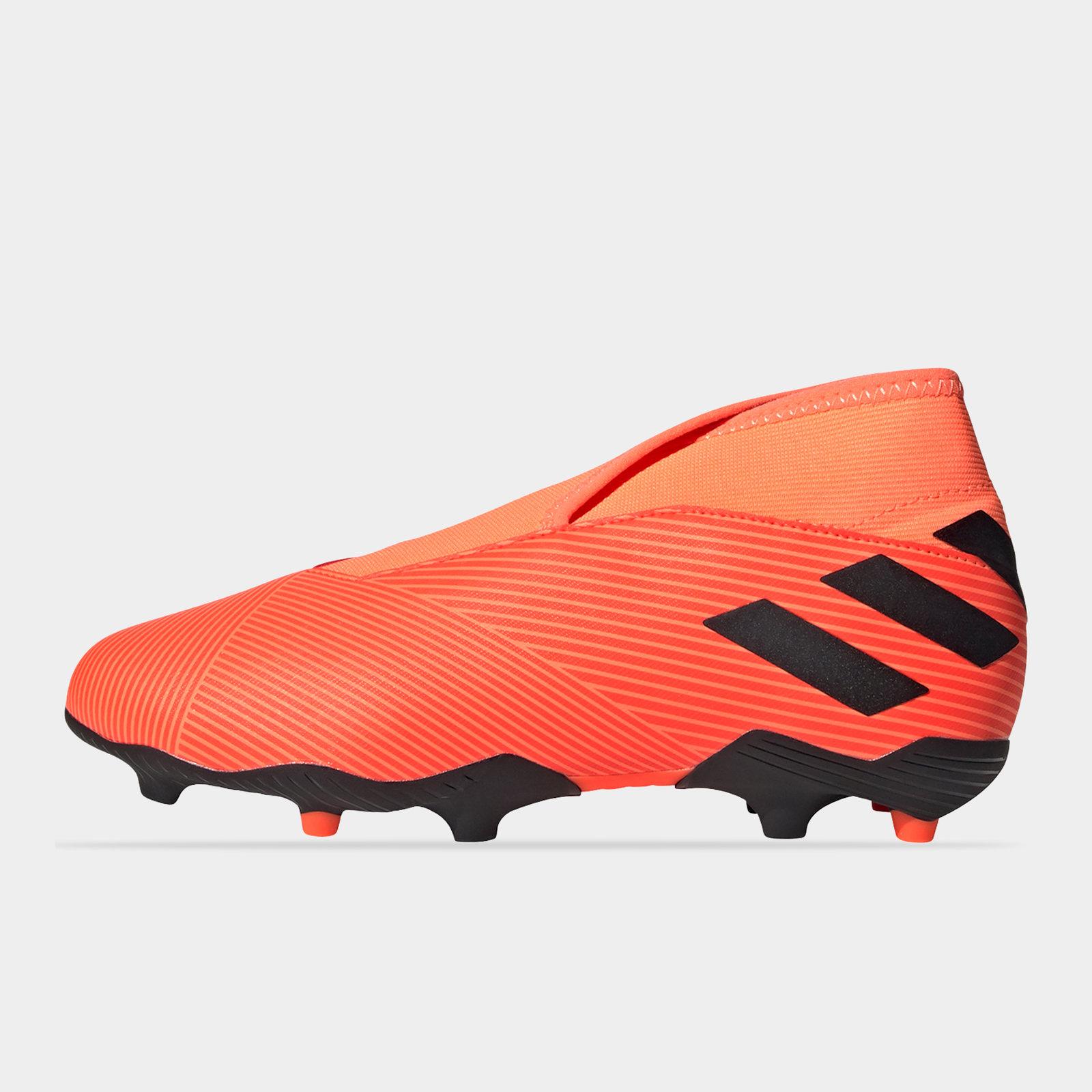 Nemeziz 19.3 Laceless Junior FG Football Boots
