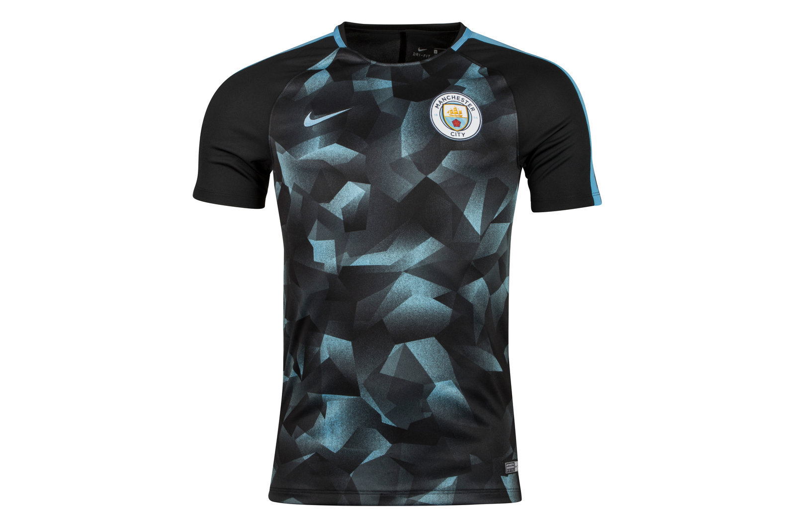 Manchester City FC 17/18 Squad Football Shirt