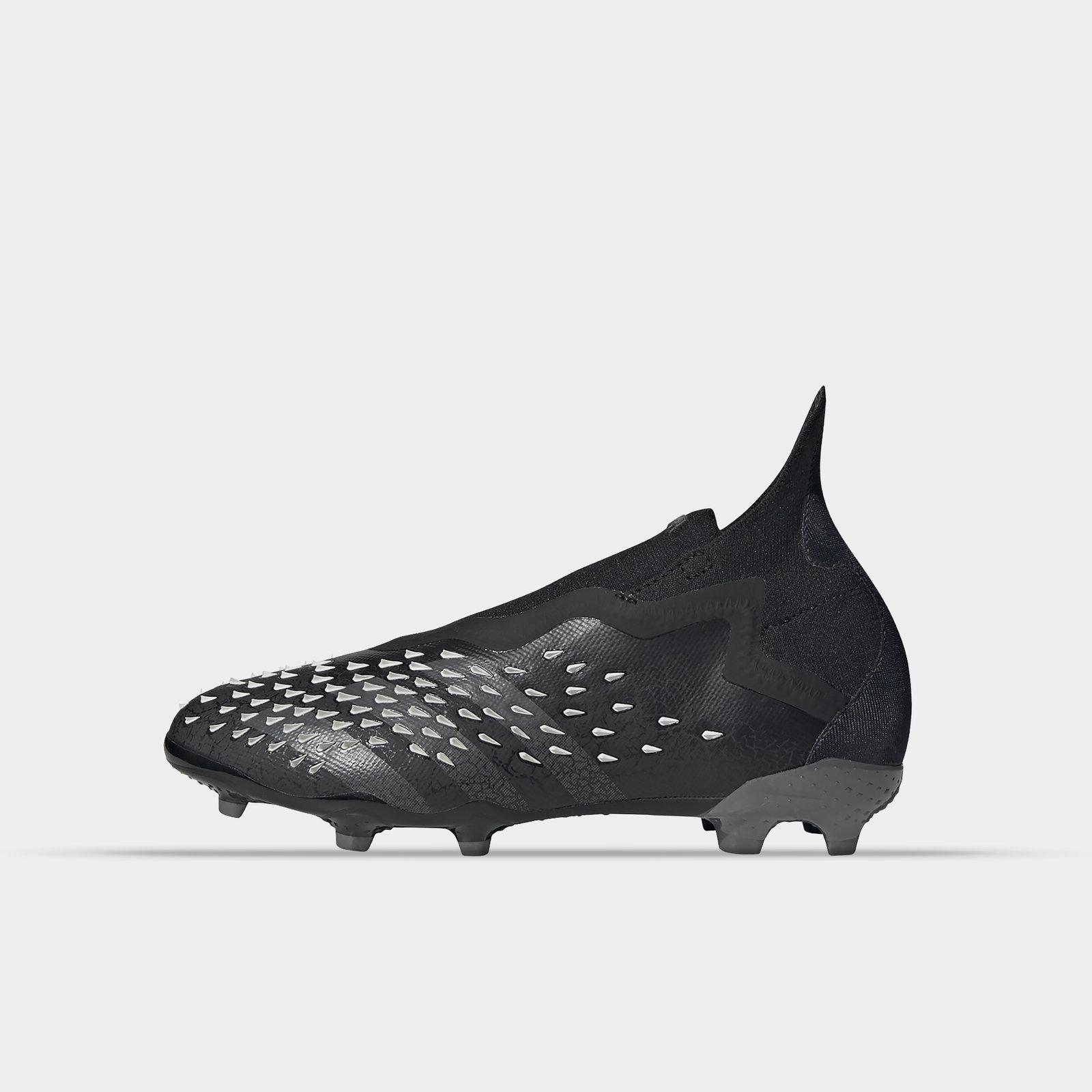 Predator Freak + Junior FG Football Boots