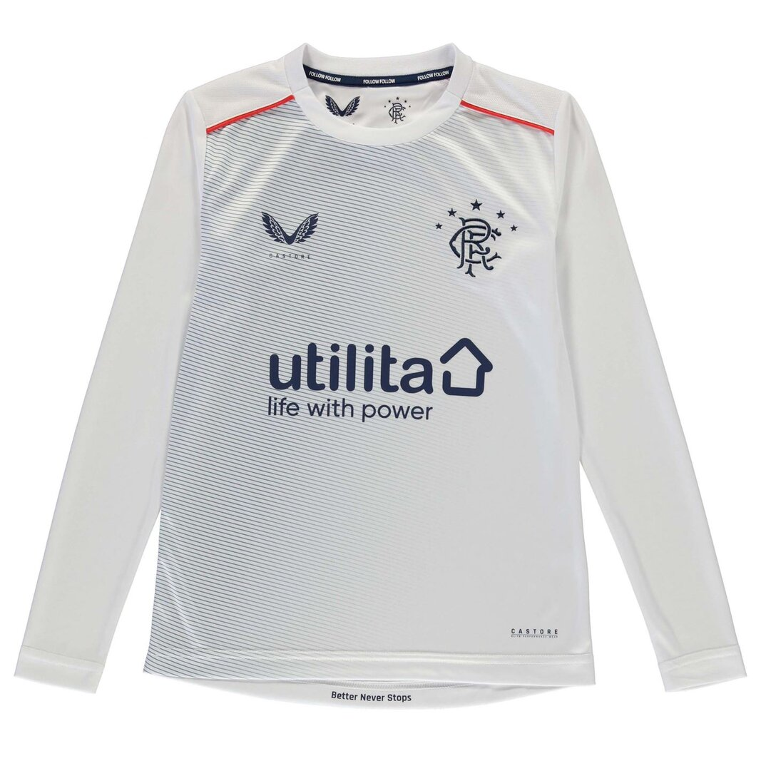 Rangers Torwart Shirt