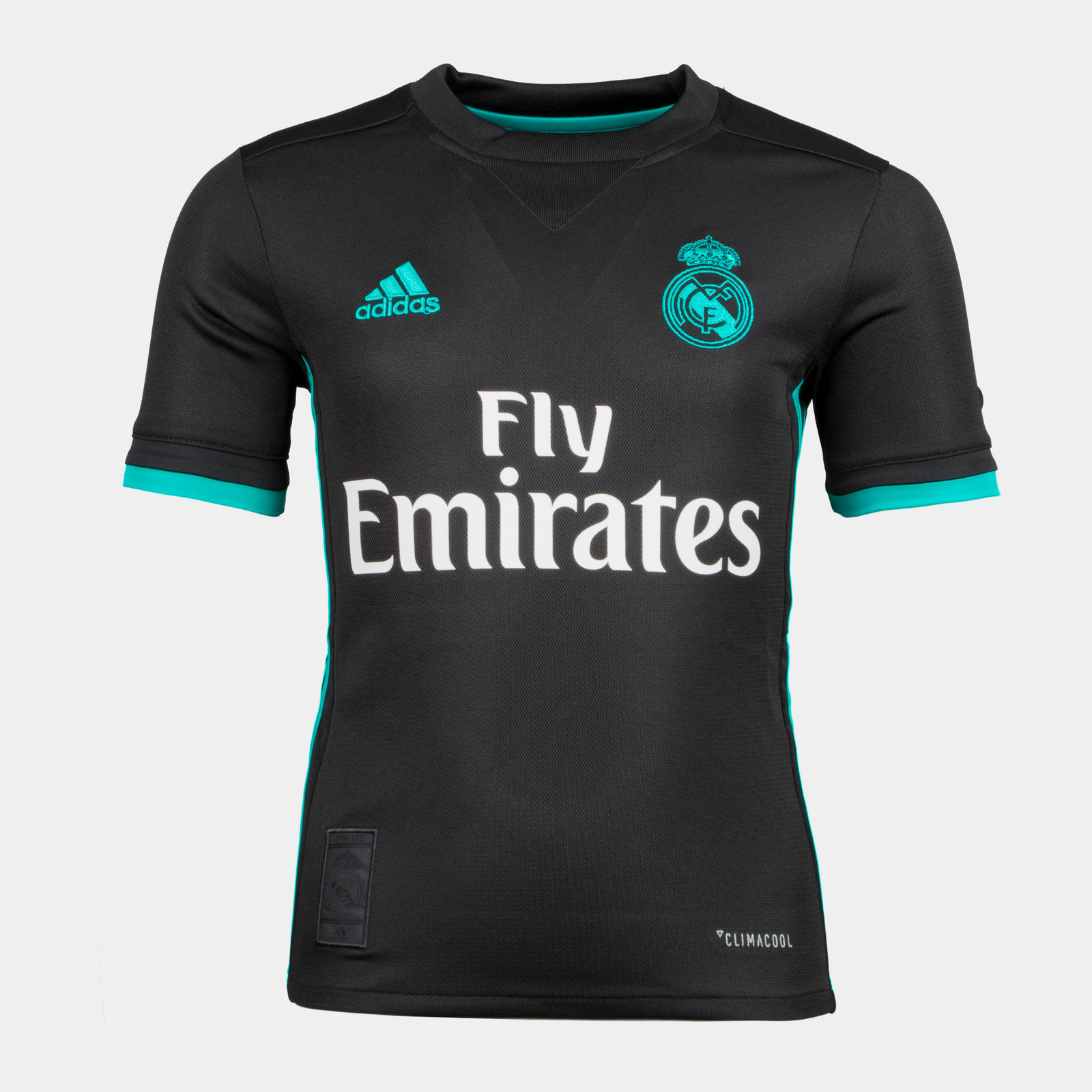 Real Madrid 17/18 Youth Away short sleeve Replica Football Shirt