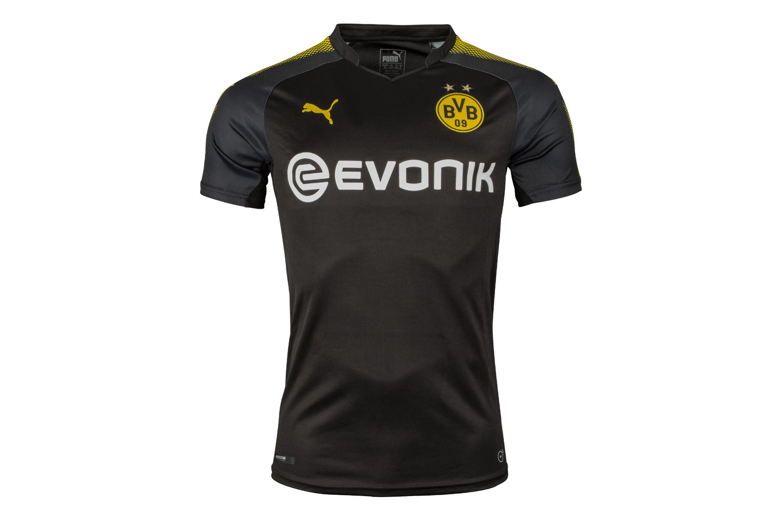 Borussia Dortmund 17/18 Away short sleeve Football Shirt