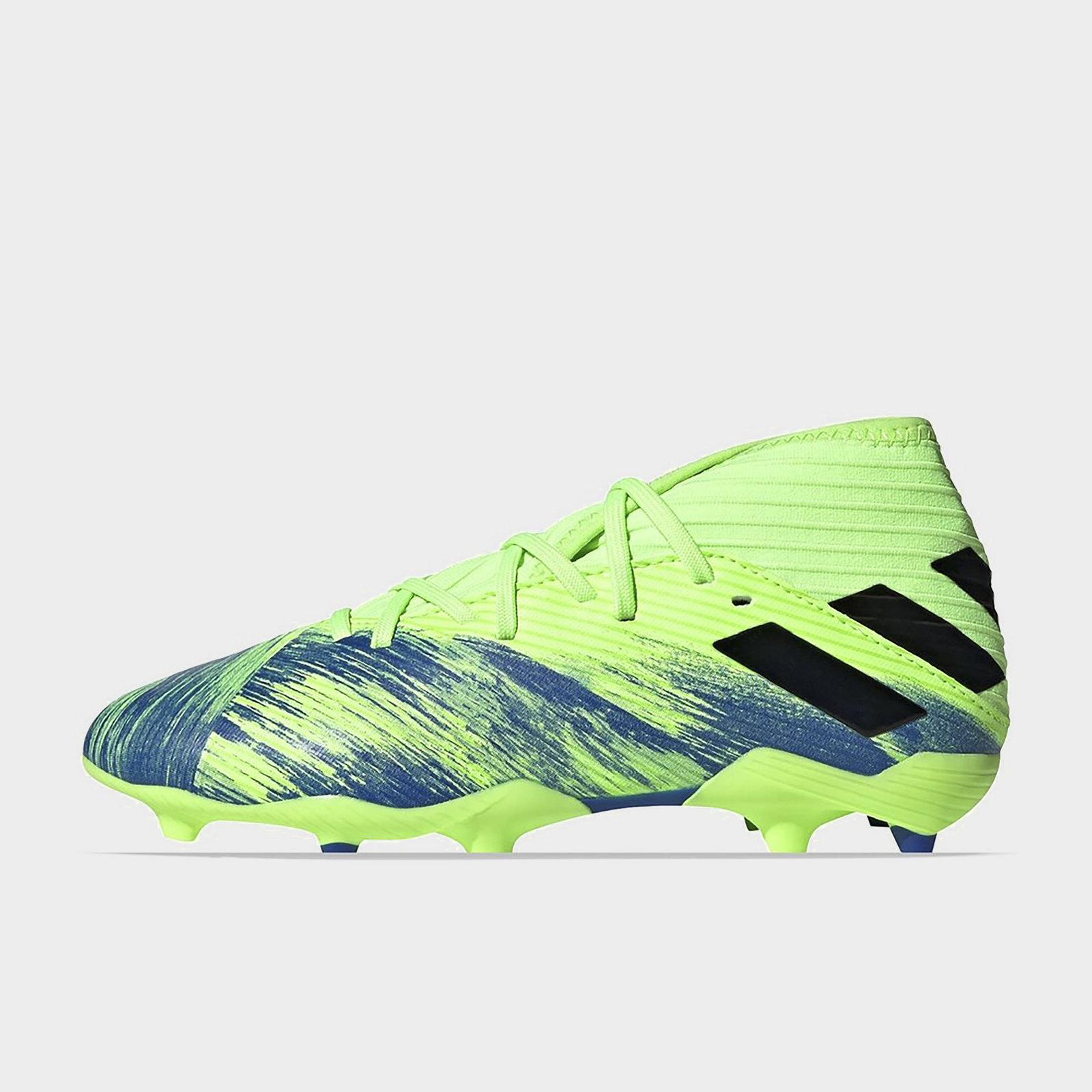 19.3 Firm Ground Football Boots Junior Boys