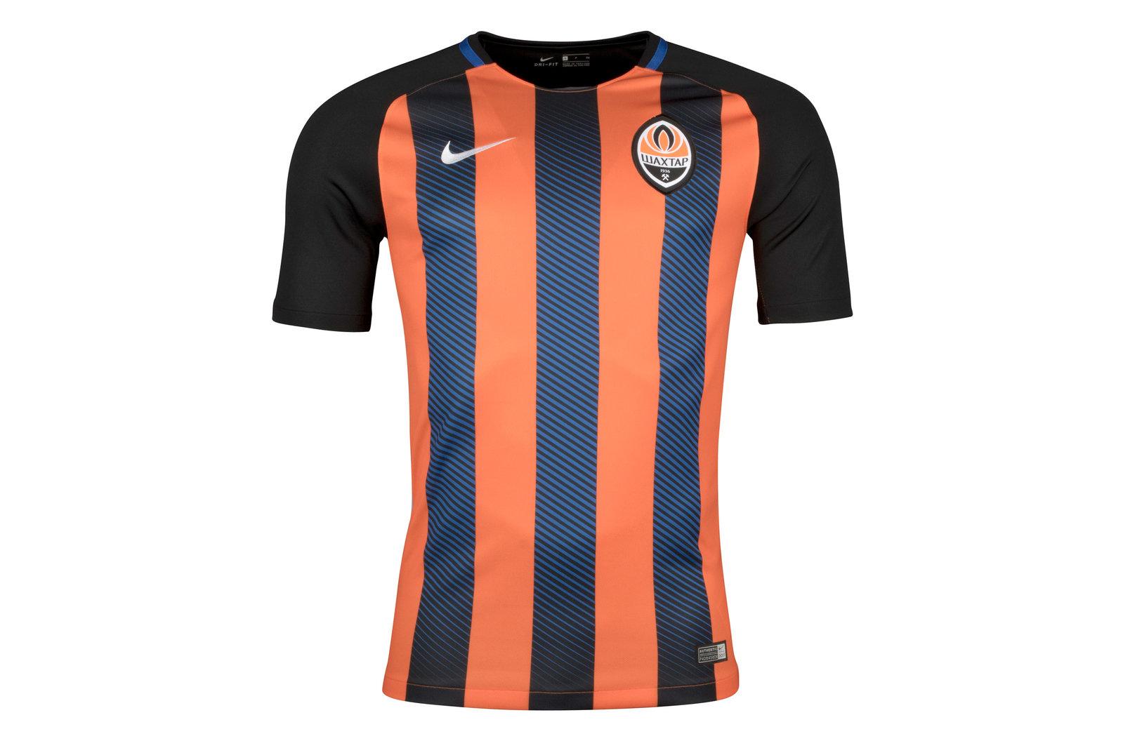 FC Shakhtar Donetsk 17/18 Home short sleeve Replica Football Shirt