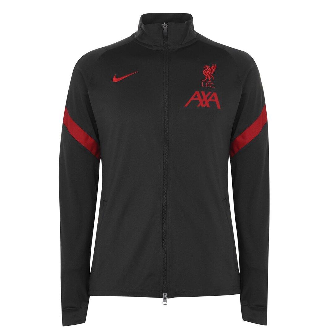 Liverpool Strike Track Jacket Mens 2020 2021