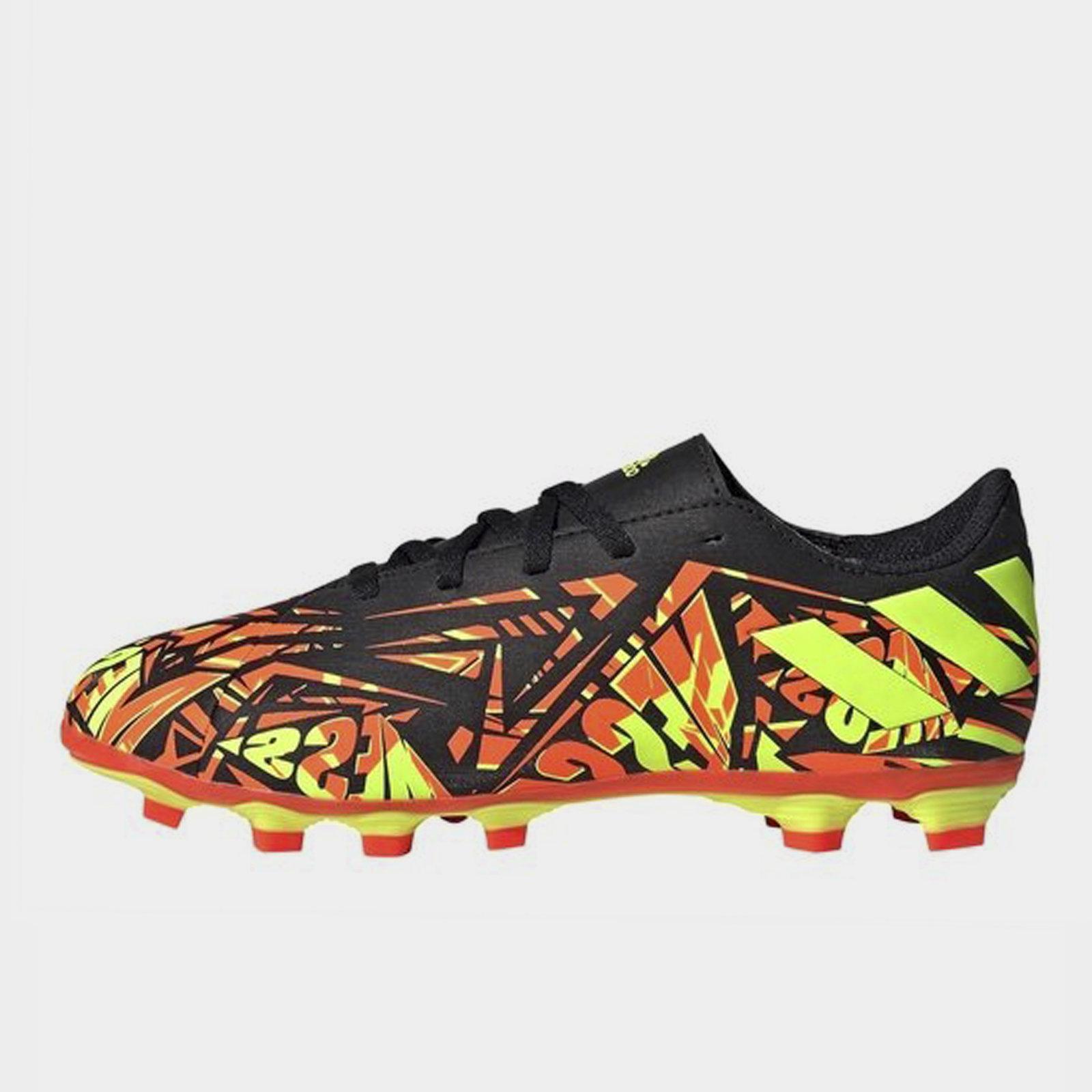 Nemeziz Messi .4 Childrens FG Football Boots