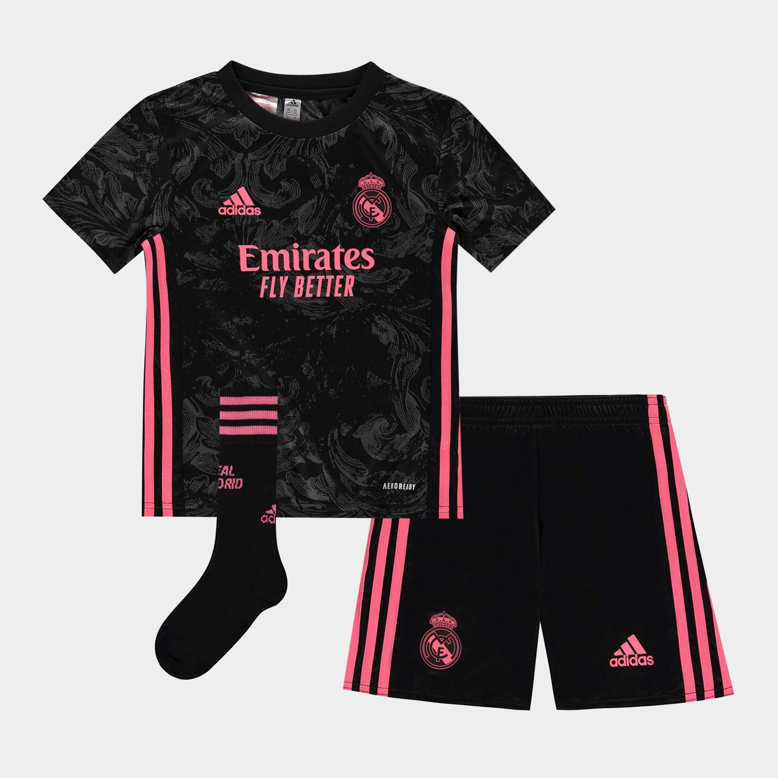 Real Madrid Third Mini Kit 20/21