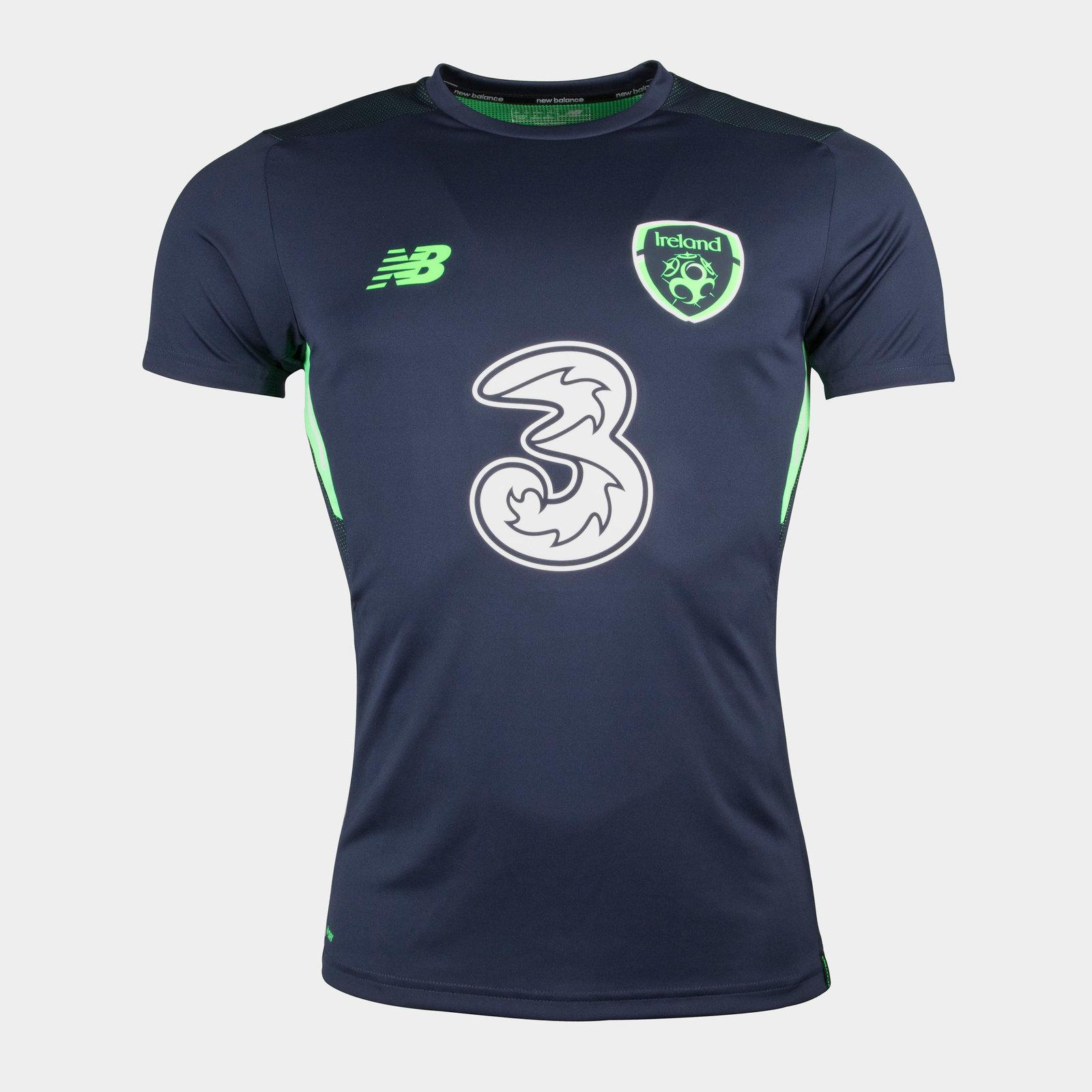 Image of Republic of Ireland 17/18 S/S Football Training Shirt