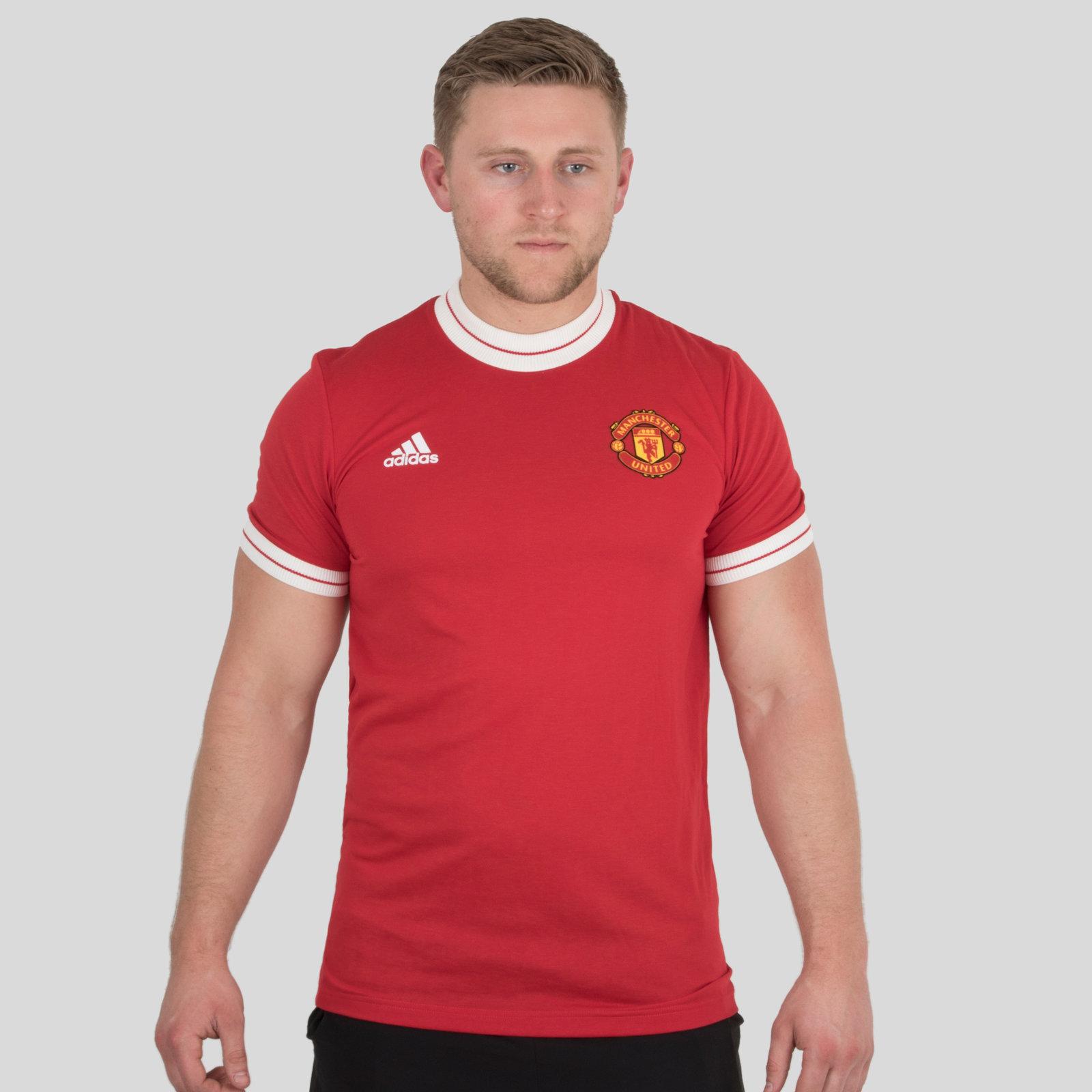 Manchester United Icon OM 93 Retro Football Shirt
