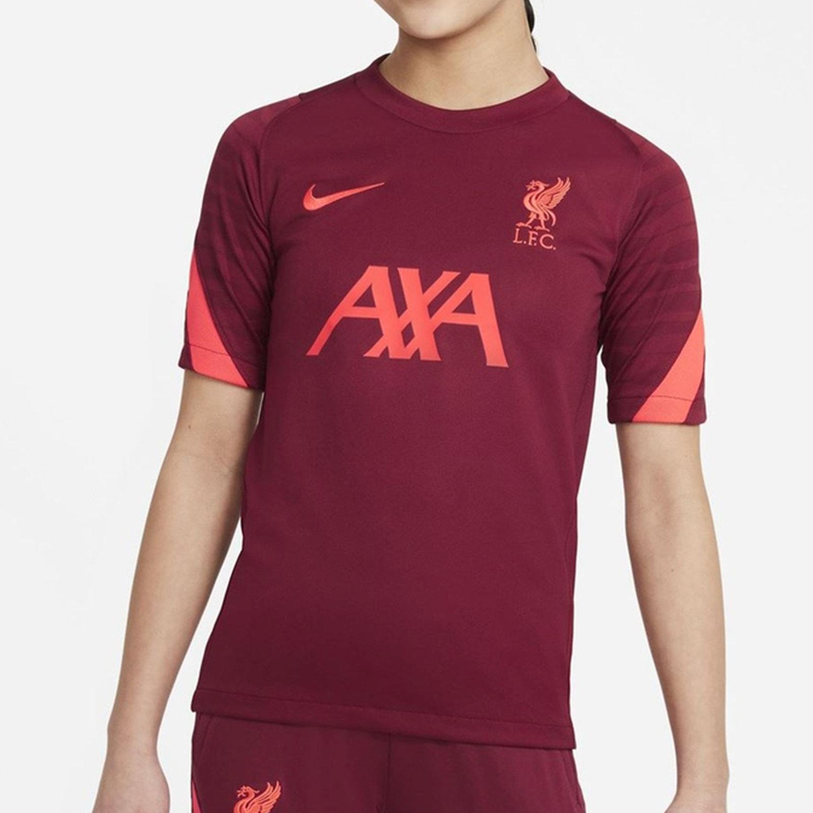 Liverpool Strike Top 2021 2022 Junior