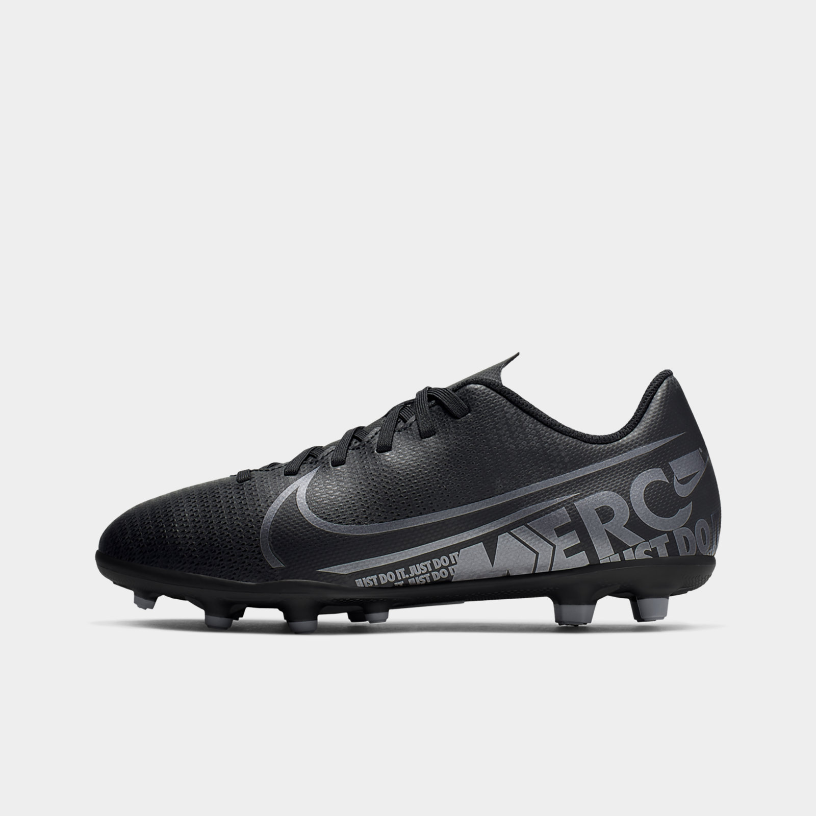 Junior Vapor 13 Club Firm Ground Football Boots
