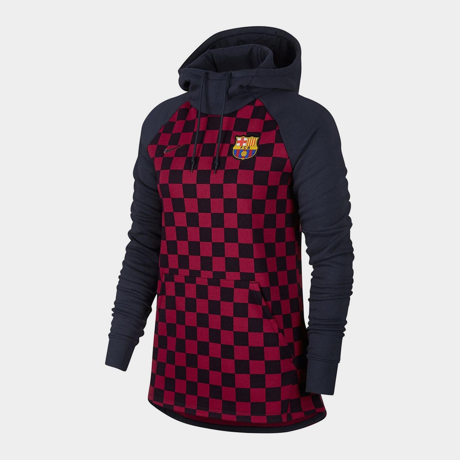 Barcelona Fleece Hoodie