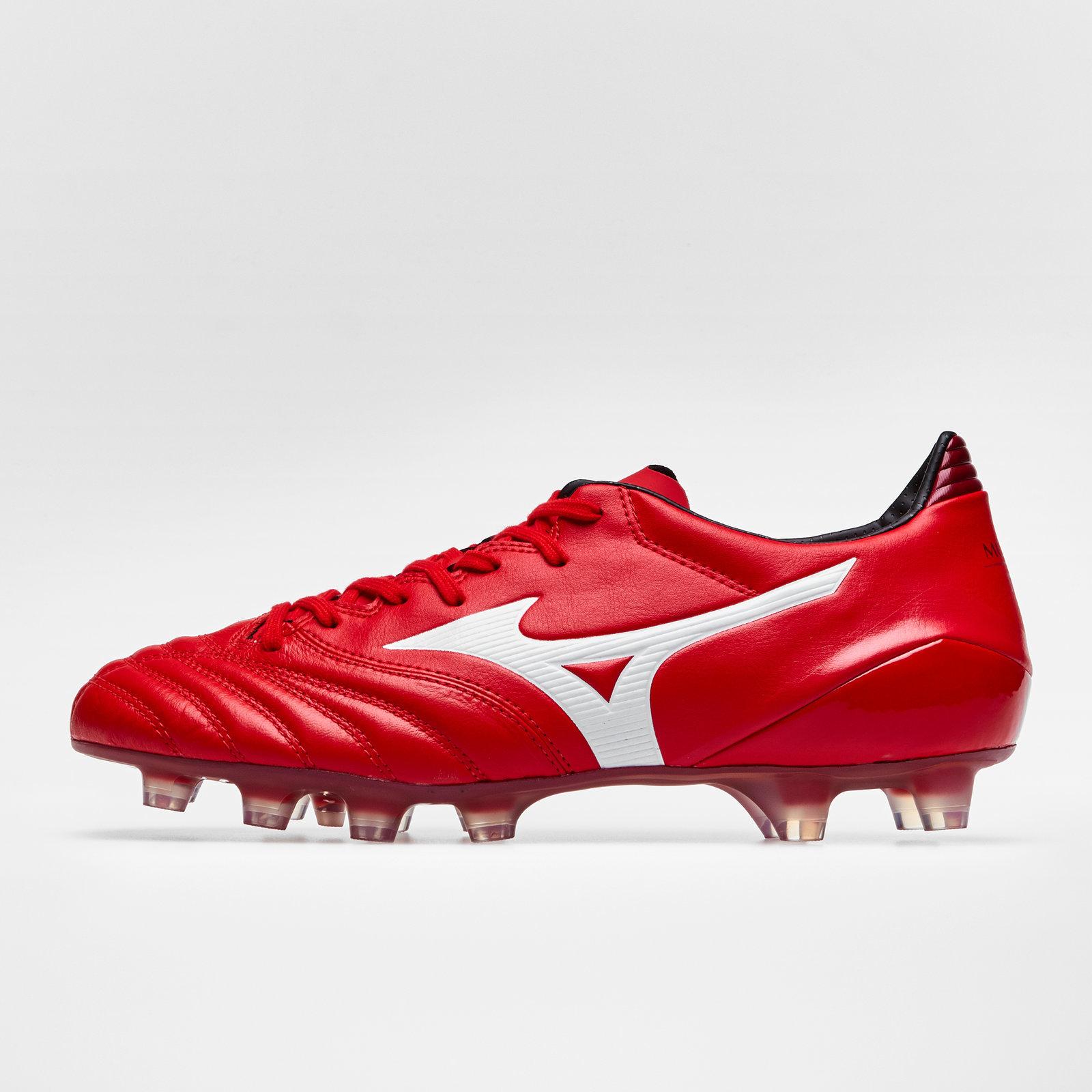 457cbe5ef Mizuno Morelia Neo Leather II MD FG Football Boots Image