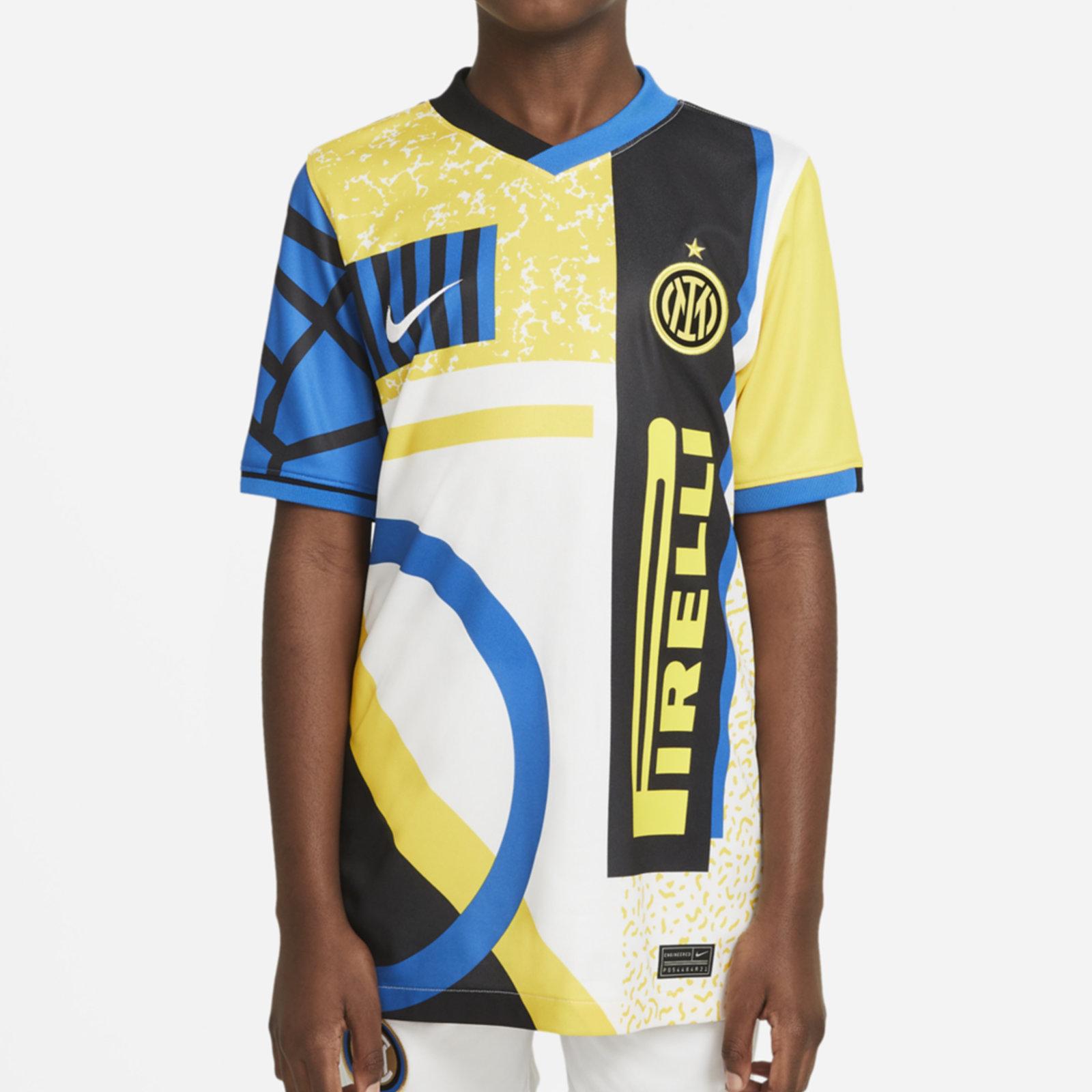 Inter Milan Fourth Shirt 2020 2021 Junior