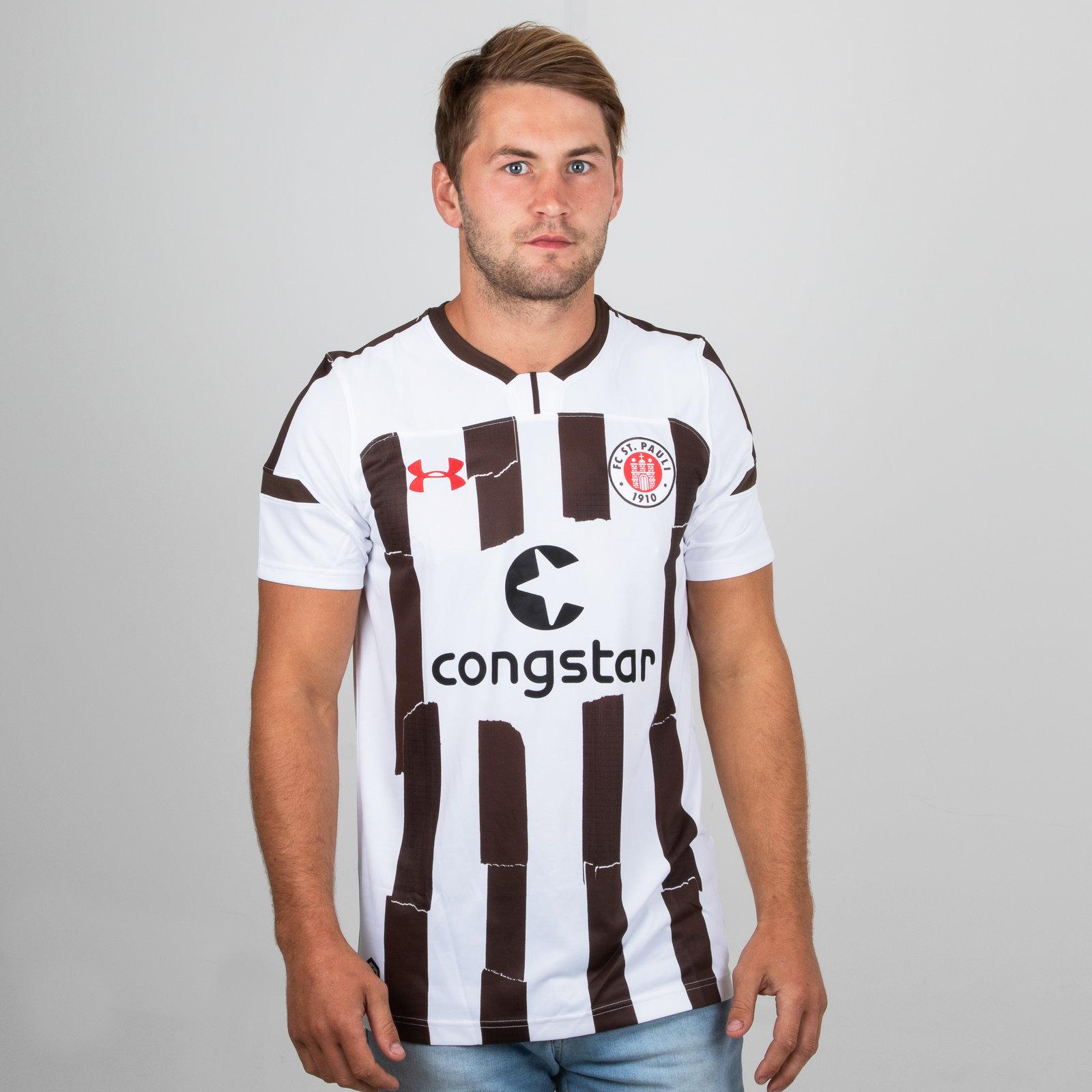 FC St Pauli 18/19 Away Football Shirt