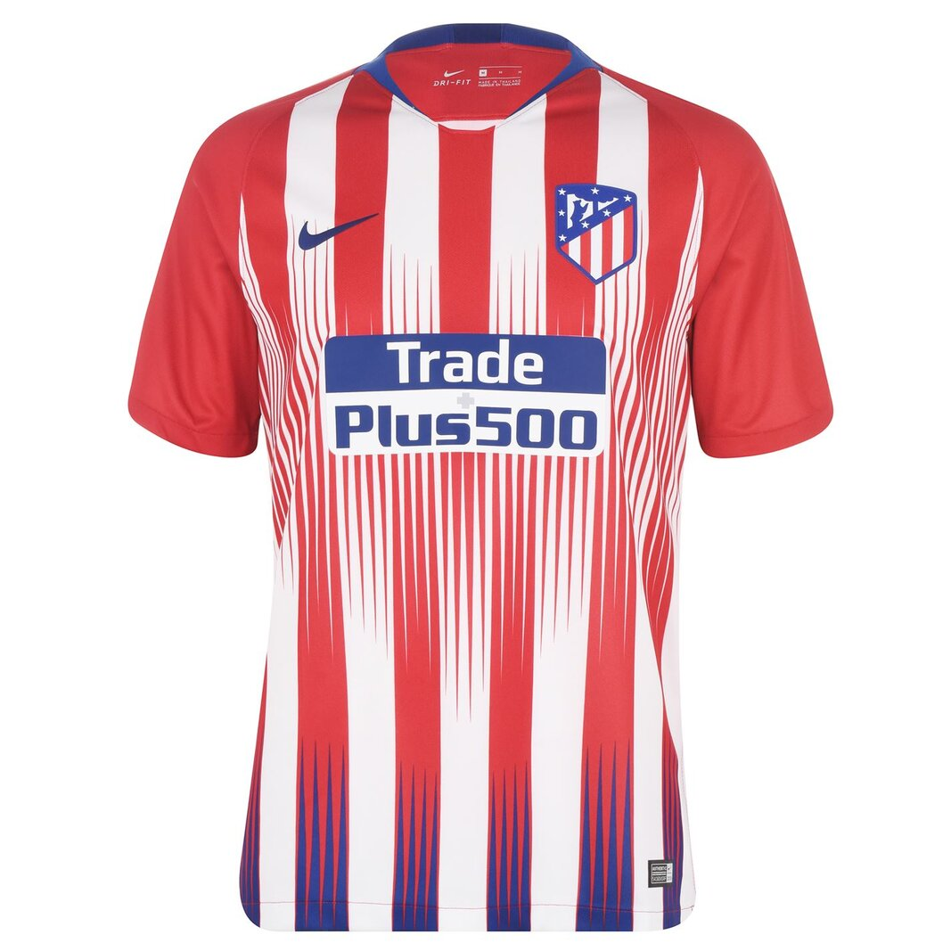 Atletico Madrid Home shirt