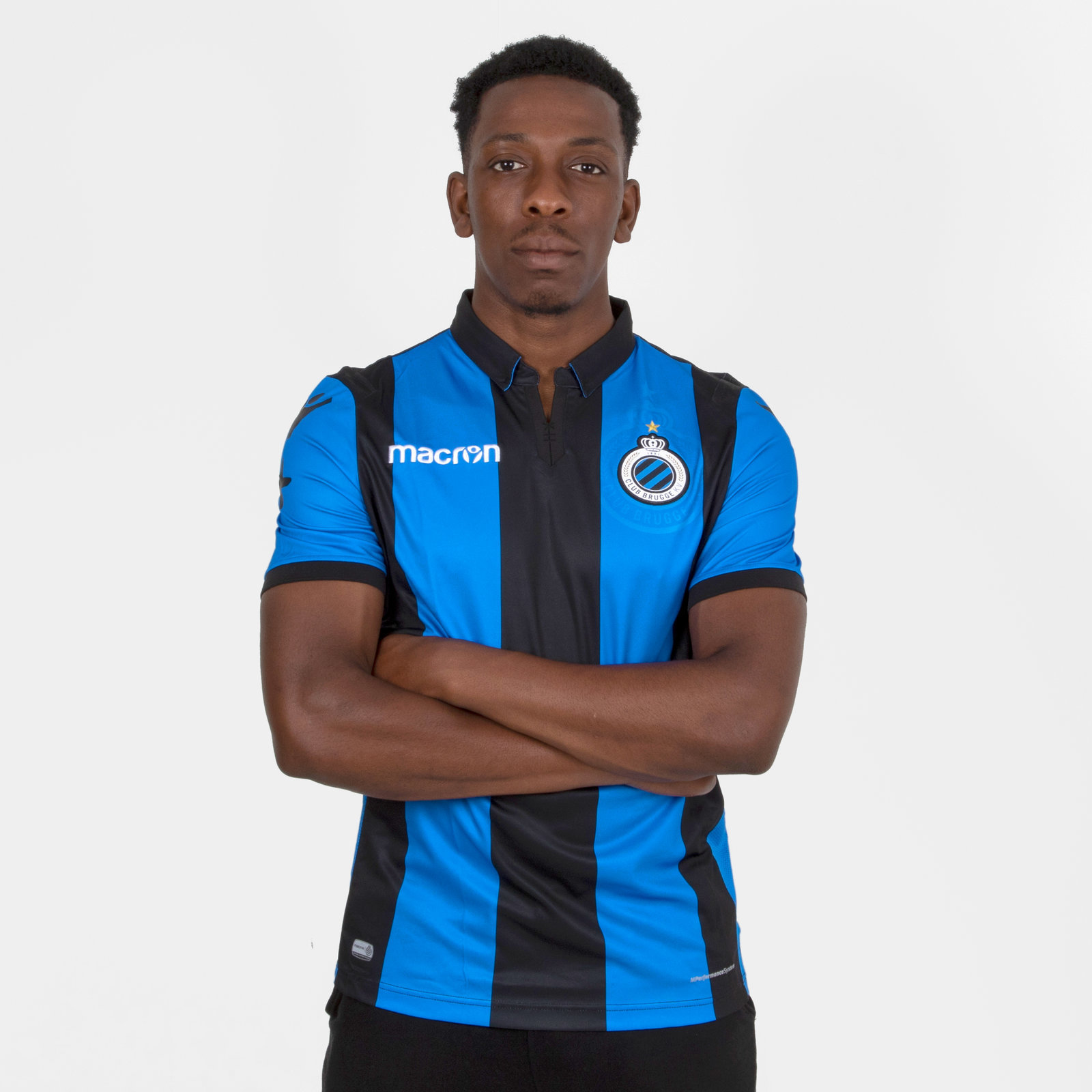 Club Brugge Home Maillot